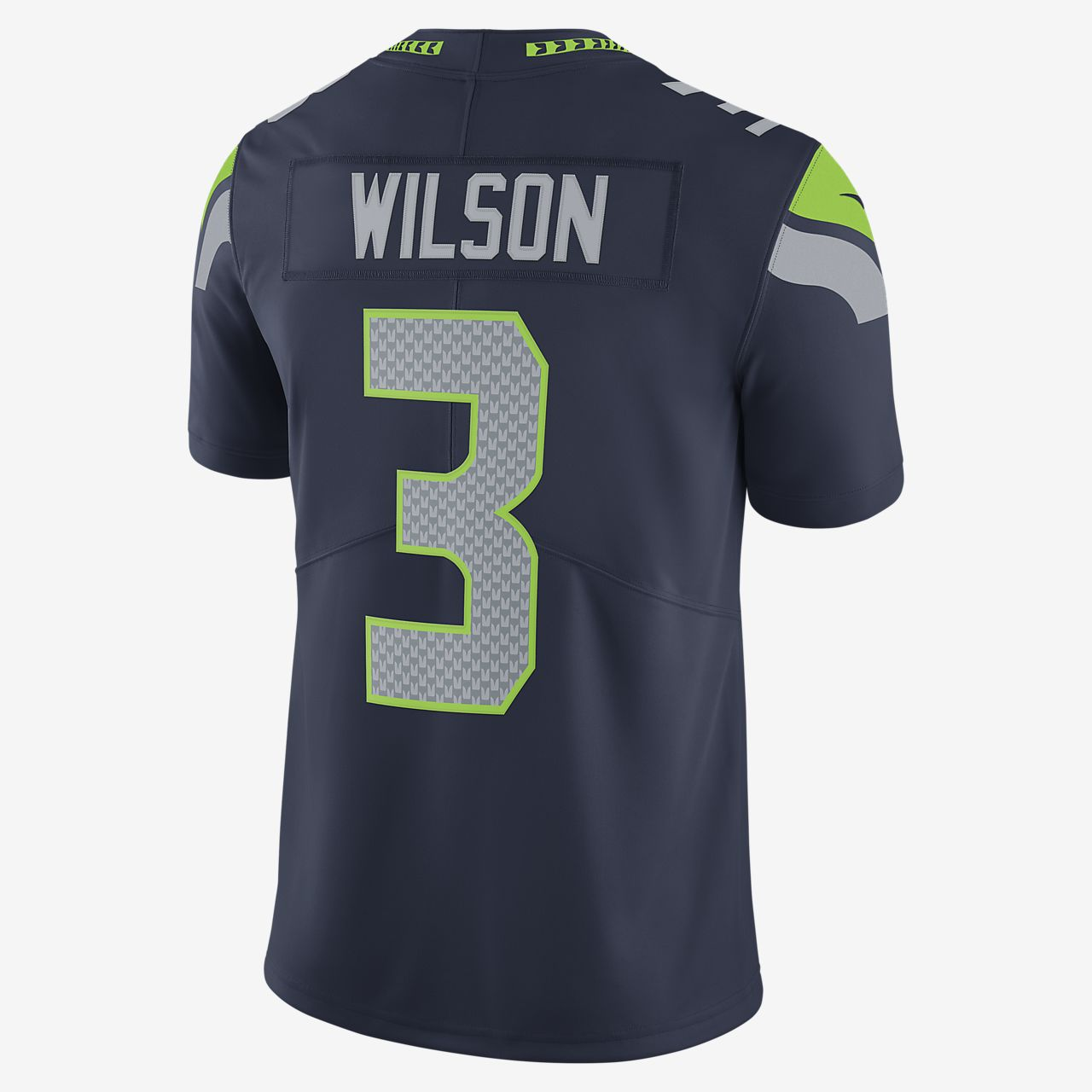3c0fcca50 NFL Seattle Seahawks (Russell Wilson) Men s Football Home Limited ...