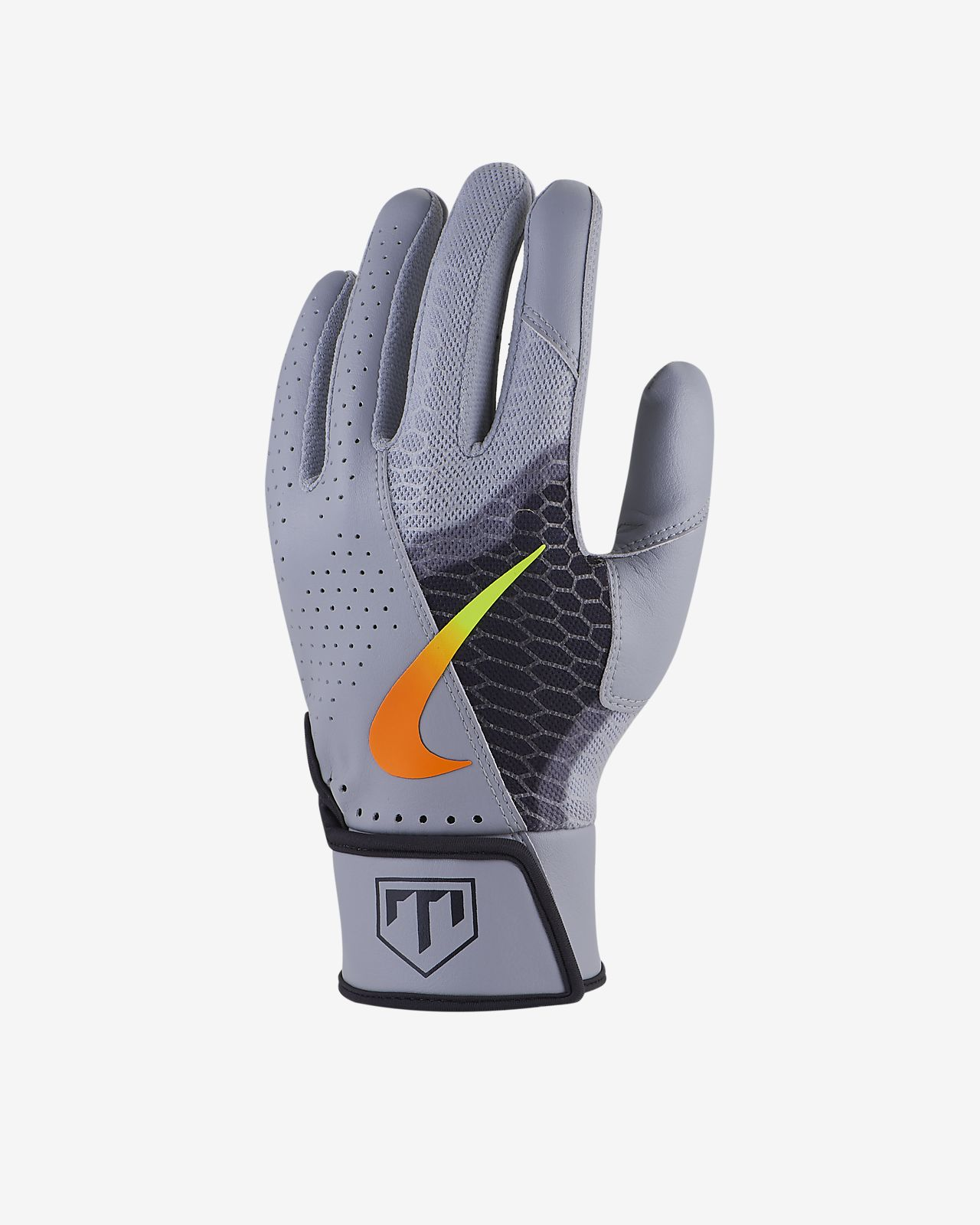 b43bf5bbbc4 Nike Trout Edge 2.0 Kids' Baseball Batting Gloves. Nike.com