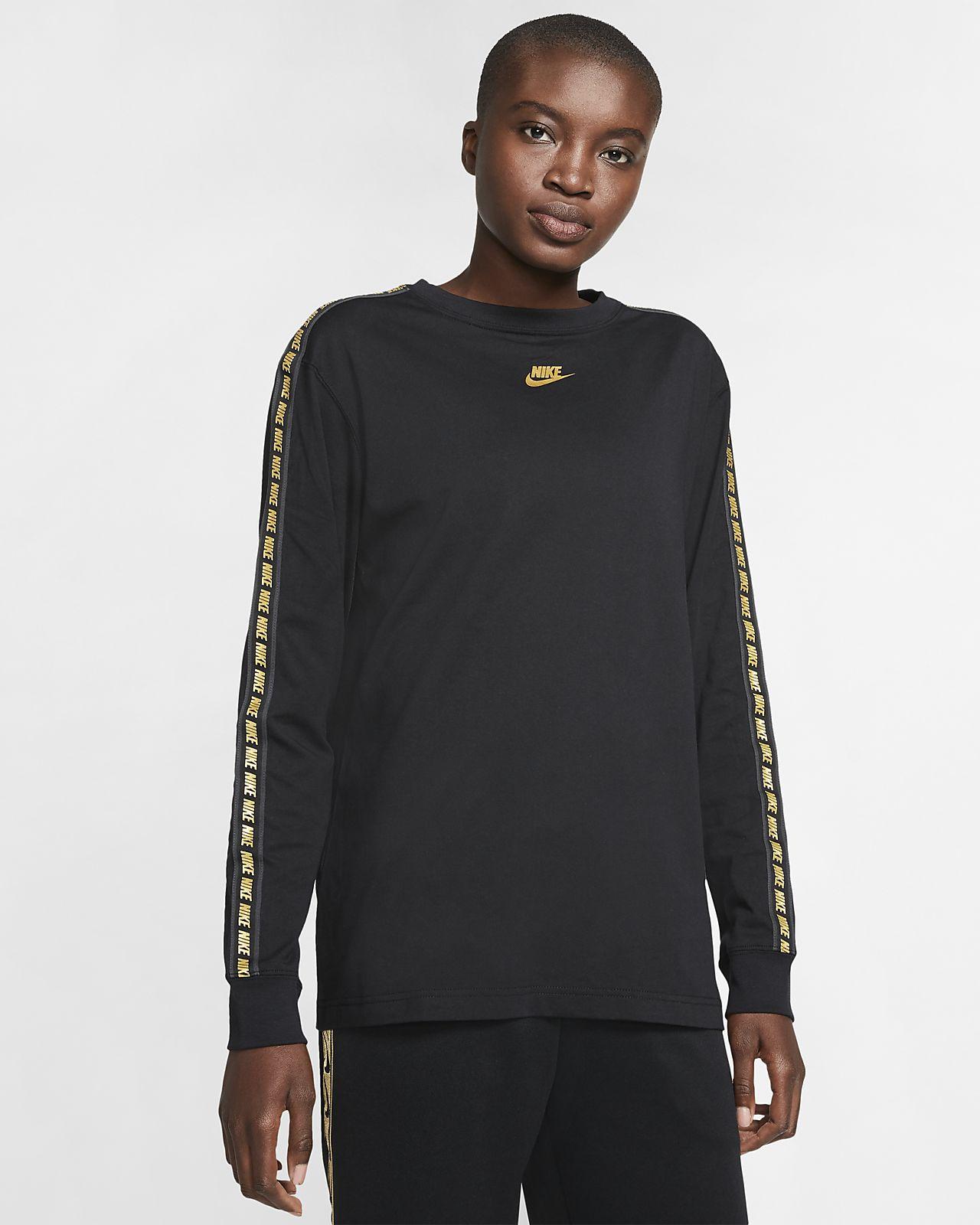 Женская футболка с длинным рукавом Nike Sportswear