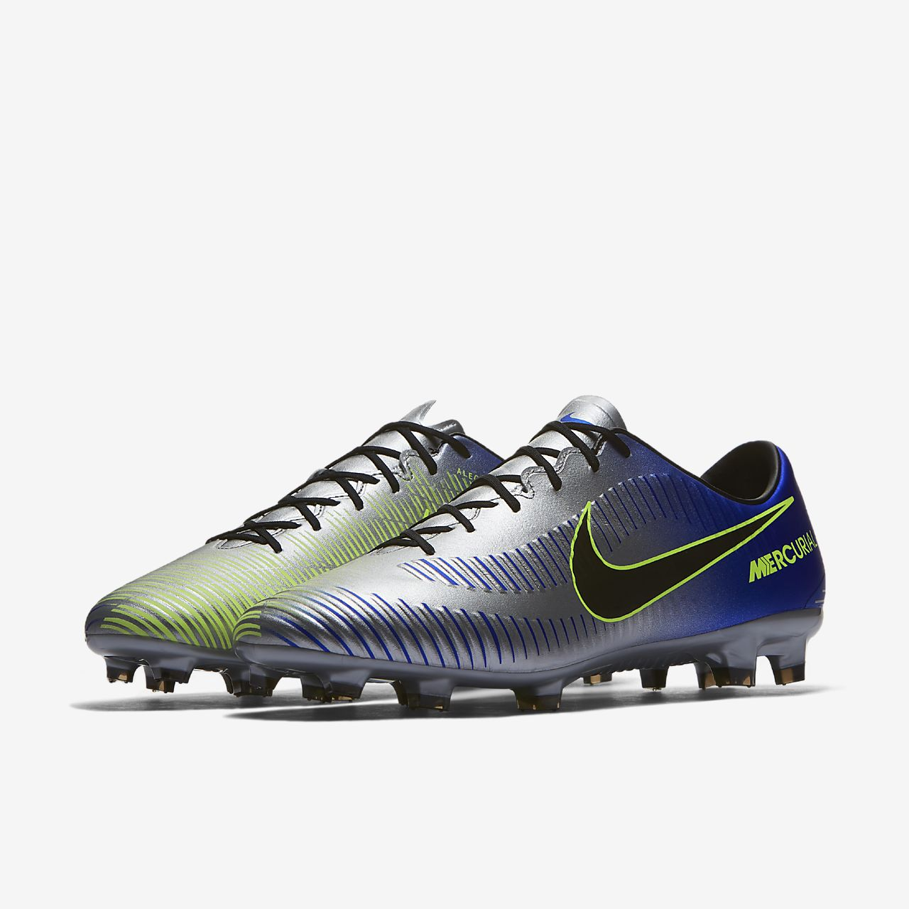Chaussures Bleu Nike Mercurial Veloce wcAU9wx