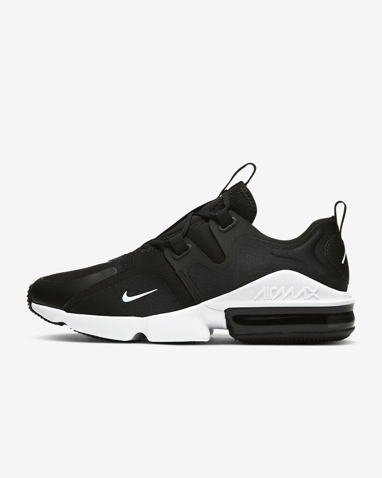 nike black men shoes