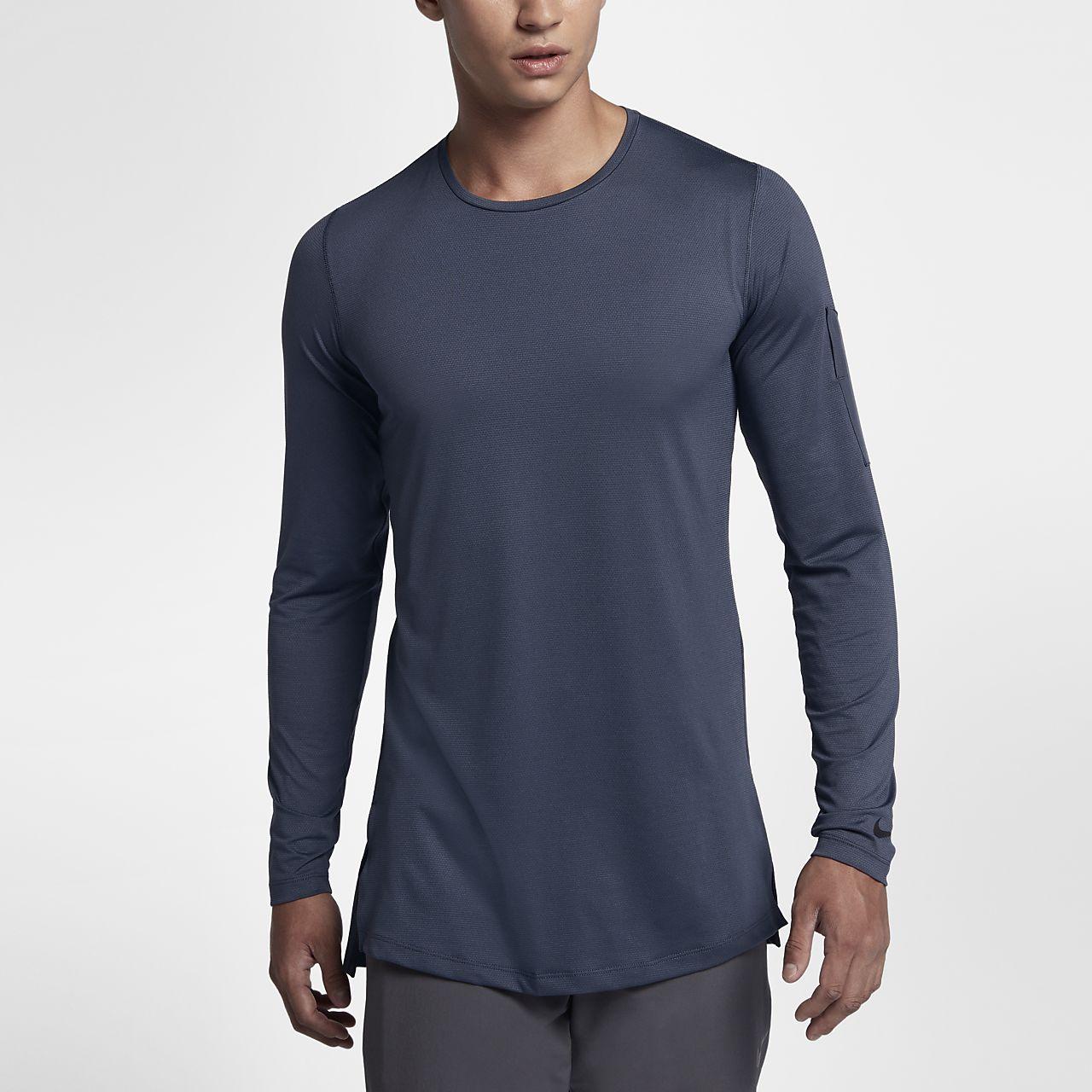f284b93c75 Mens Nike Dri Fit Shirts Long Sleeve | Lixnet AG