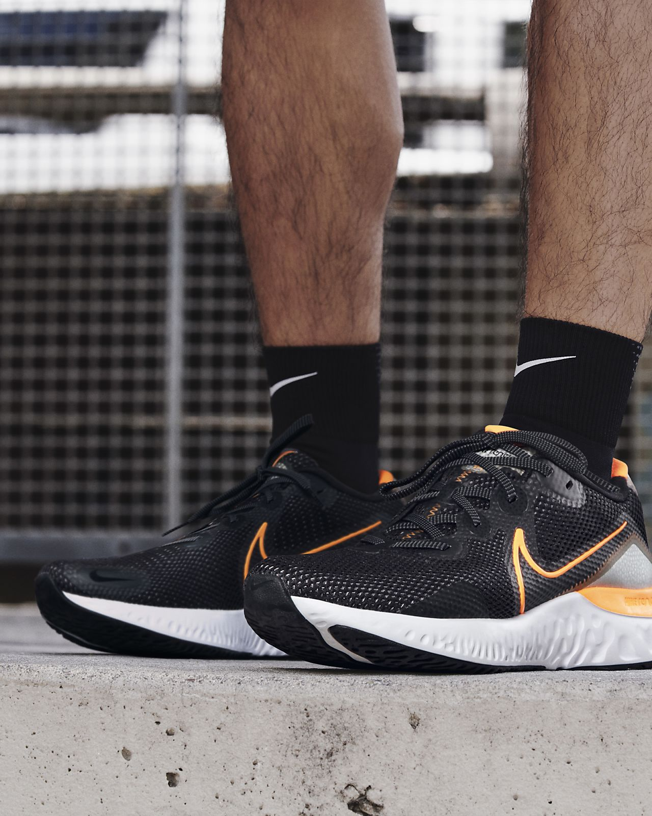 Nike Renew Run scarpe da ginnastica ragazza |