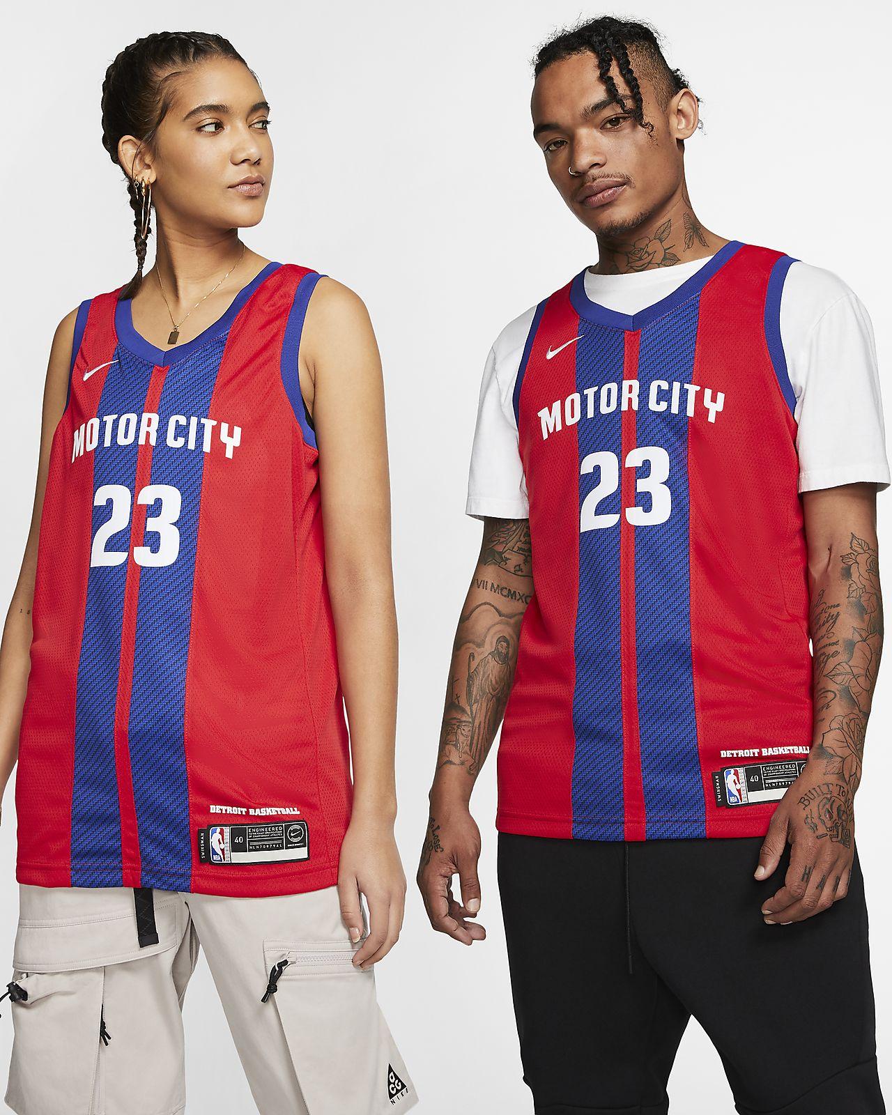 Maillot Nike NBA Swingman Blake Griffin Pistons - City Edition