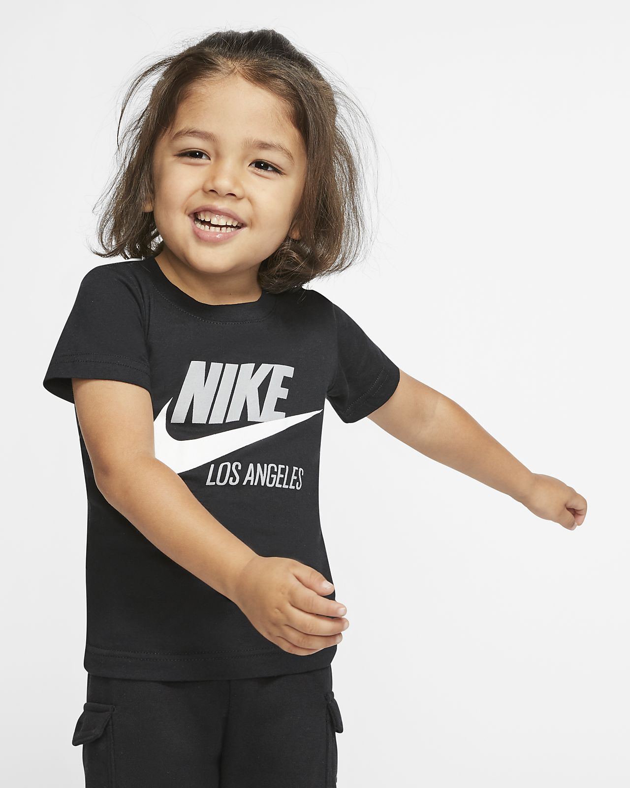 Nike Sportswear City Toddler Short-Sleeve T-Shirt