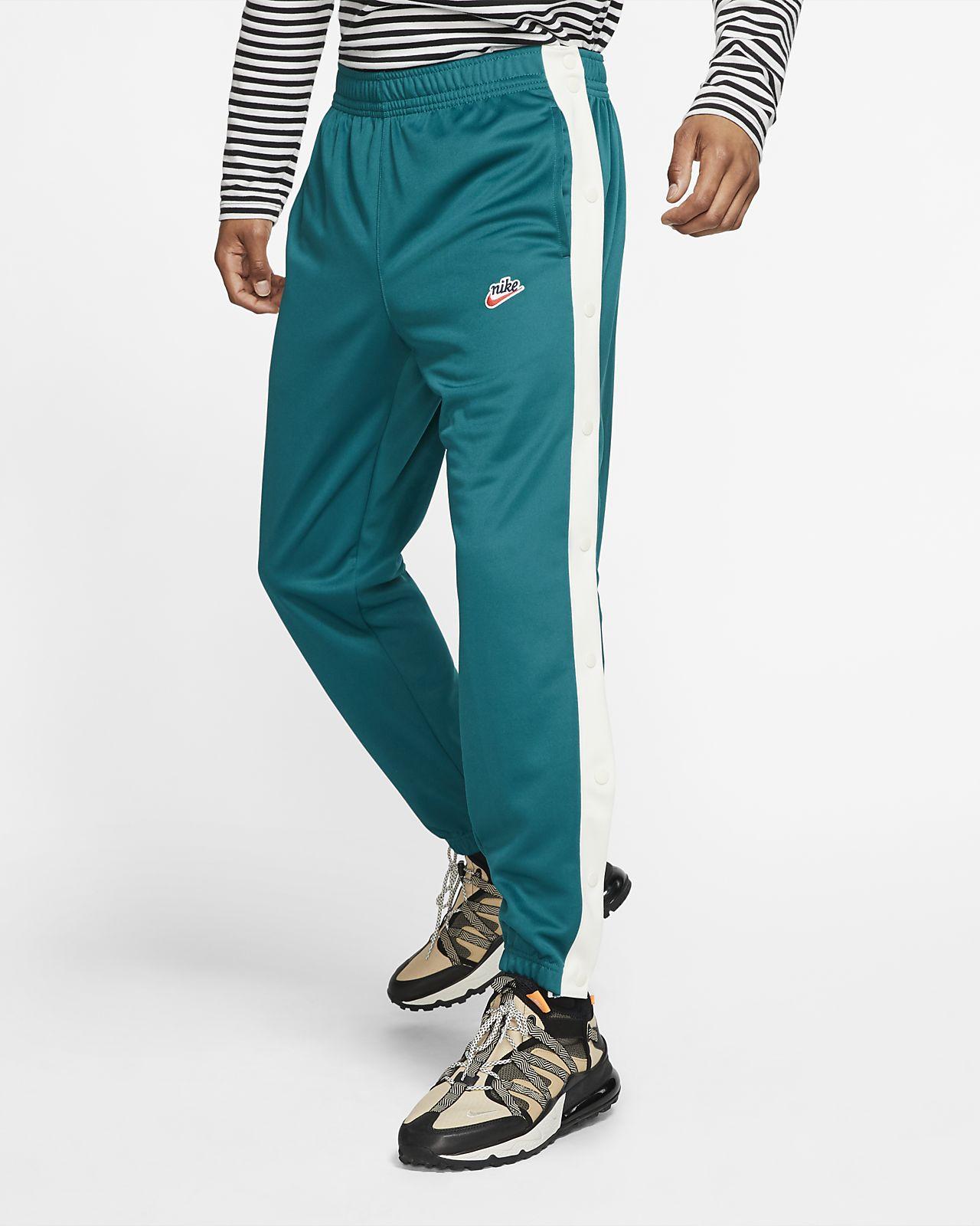 Pantalones con cierre de botones para hombre Nike Sportswear