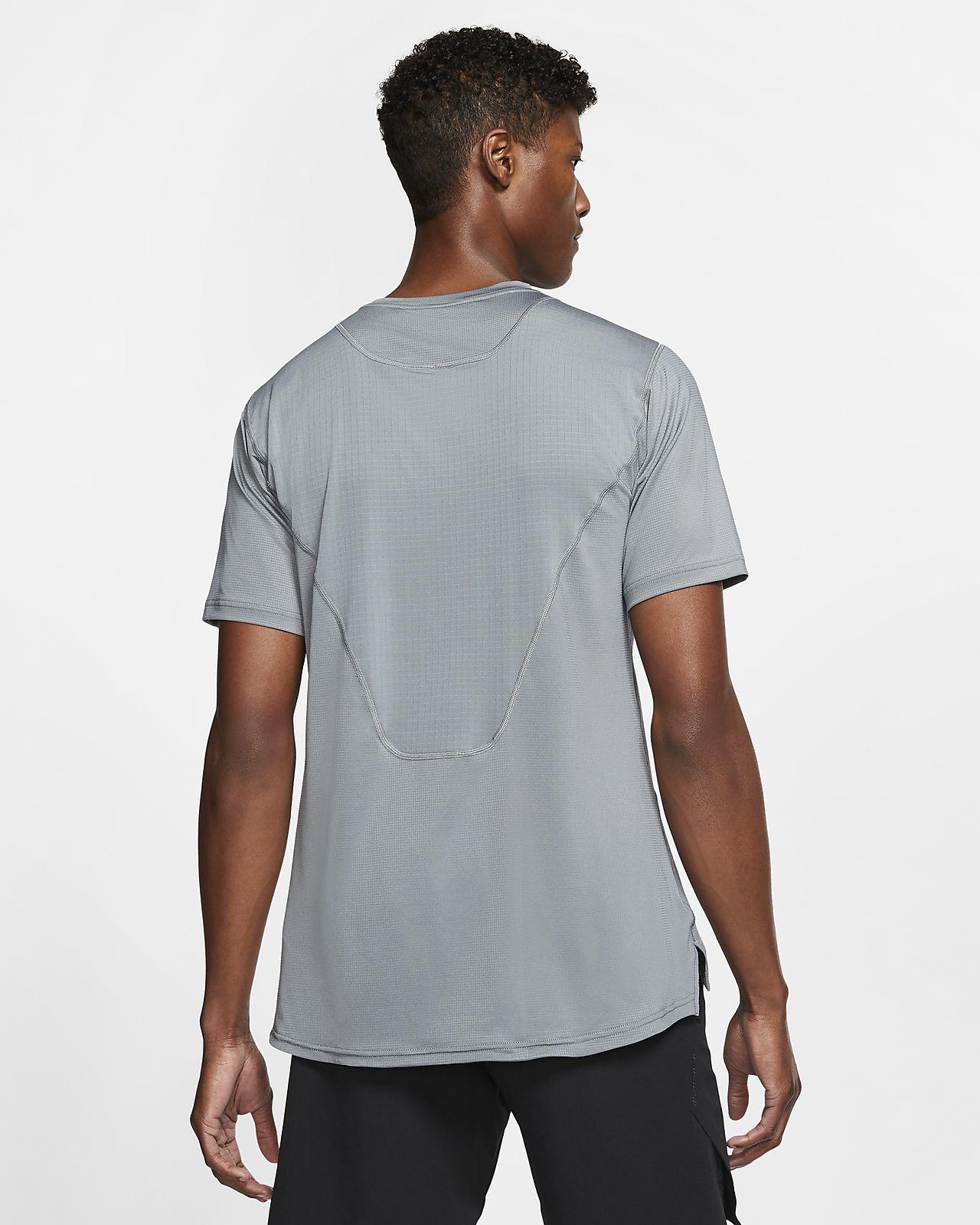 Herren Bekleidung Nike Pro Kurzarm Trainingsoberteil für
