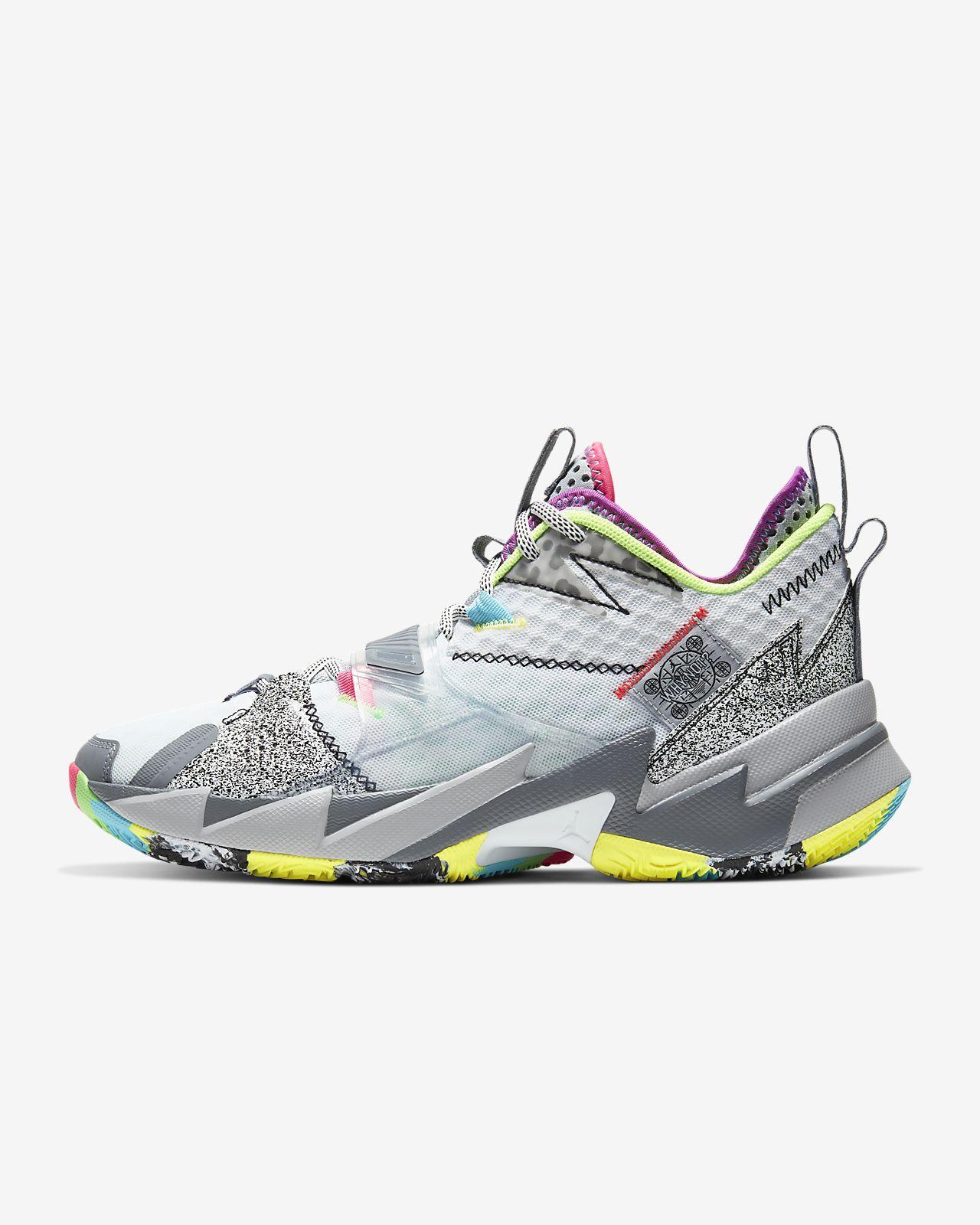 cupón granizo Espera un minuto  Jordan 'Why Not?' Zer0.3 Men's Basketball Shoe. Nike SK