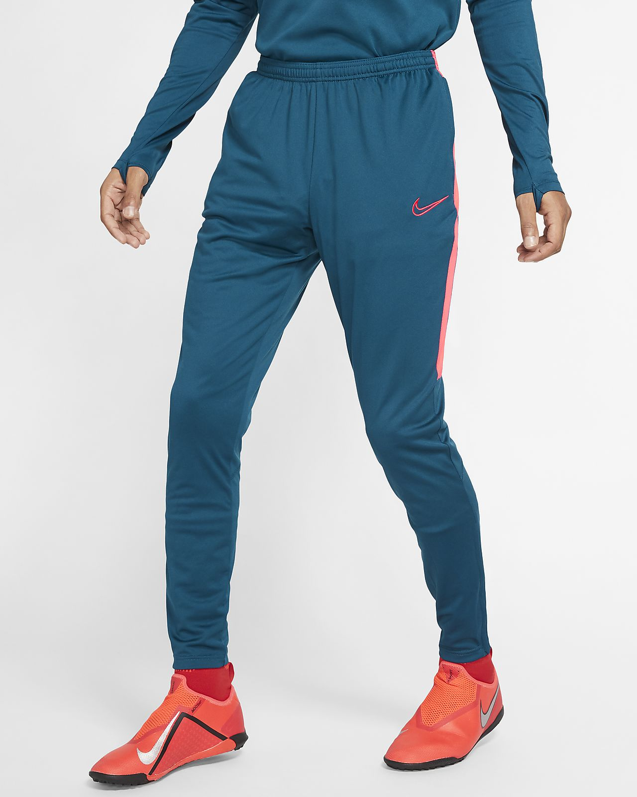 NIKE ACADEMY PANTS Trackpants Running Fitness Sport Mens