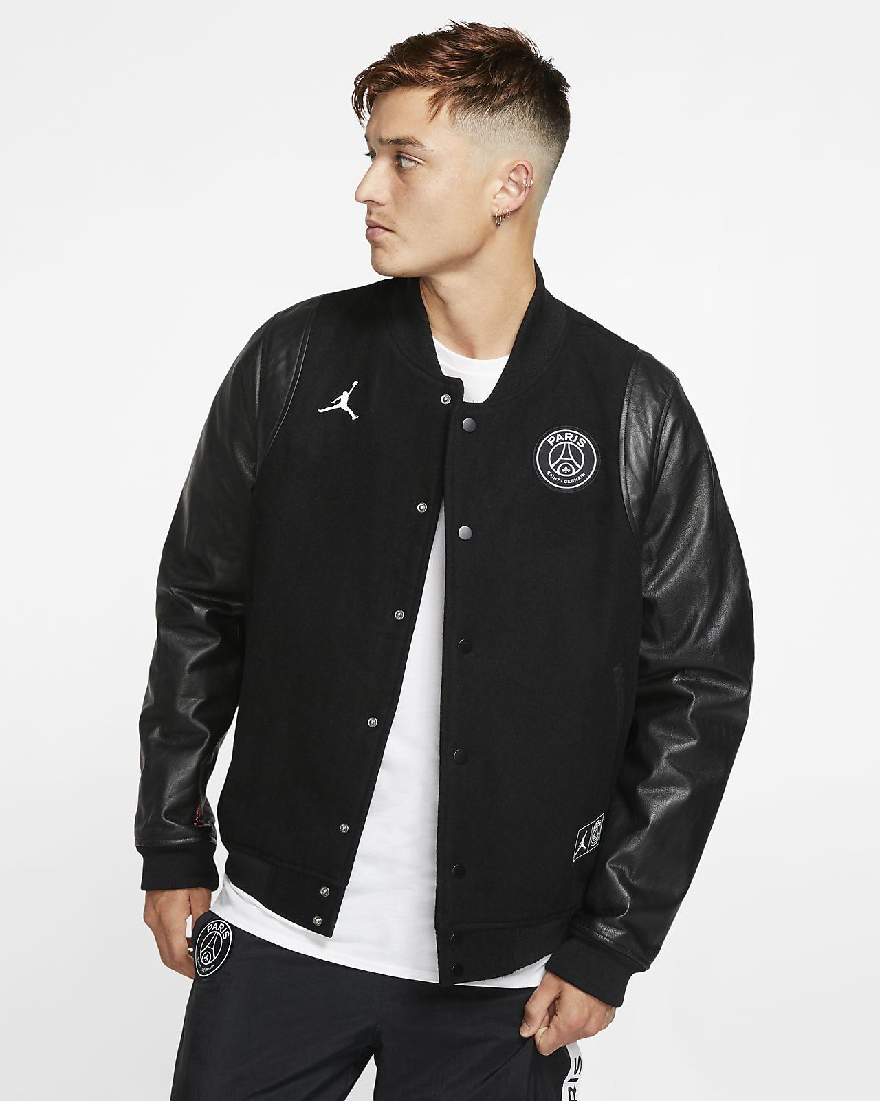 PSG Men's Varsity Jacket