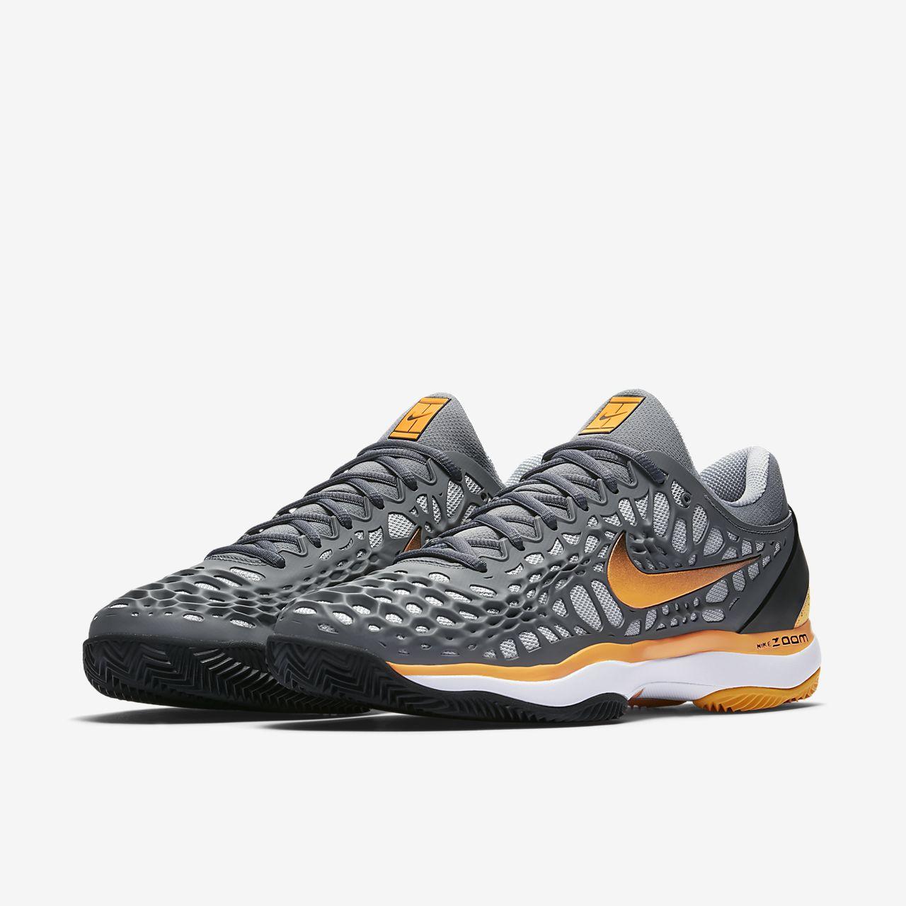 ... Nike Zoom Cage 3 Clay Men's Tennis Shoe