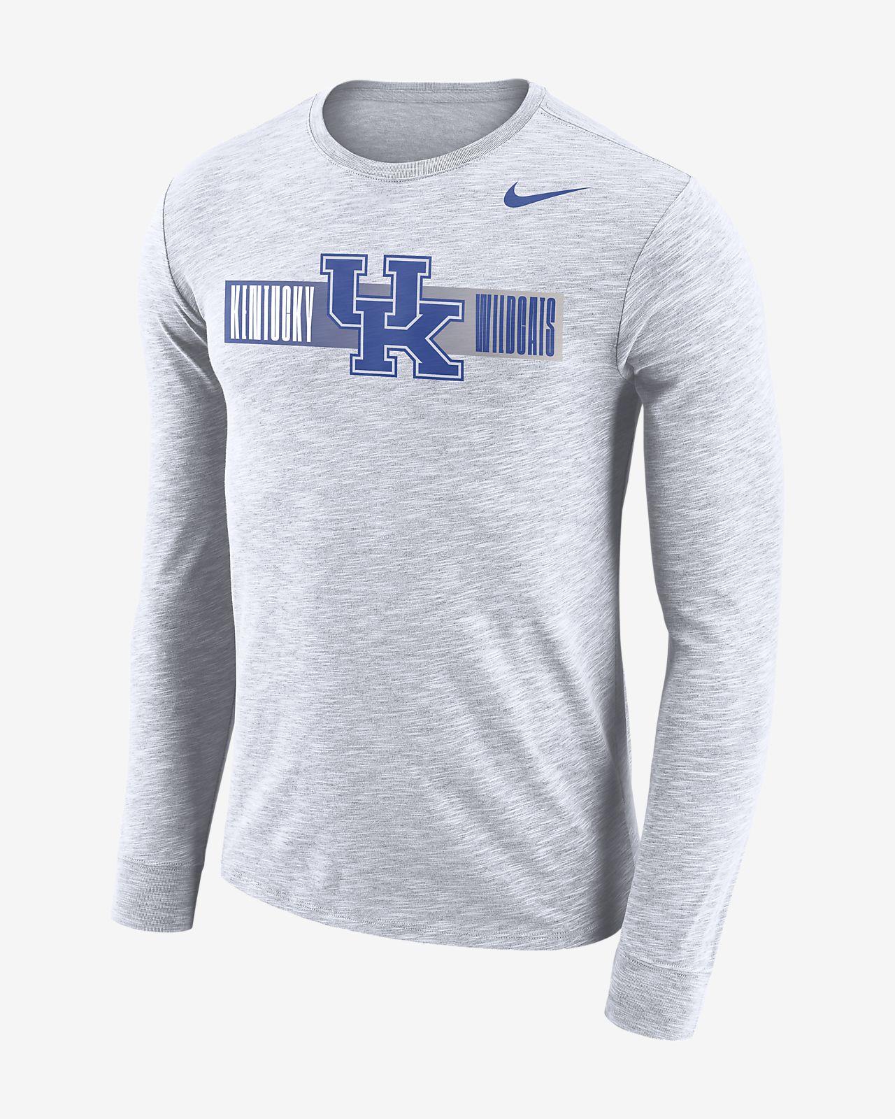 Men's Nike Kentucky Wildcats Cotton Team Just Do It Short