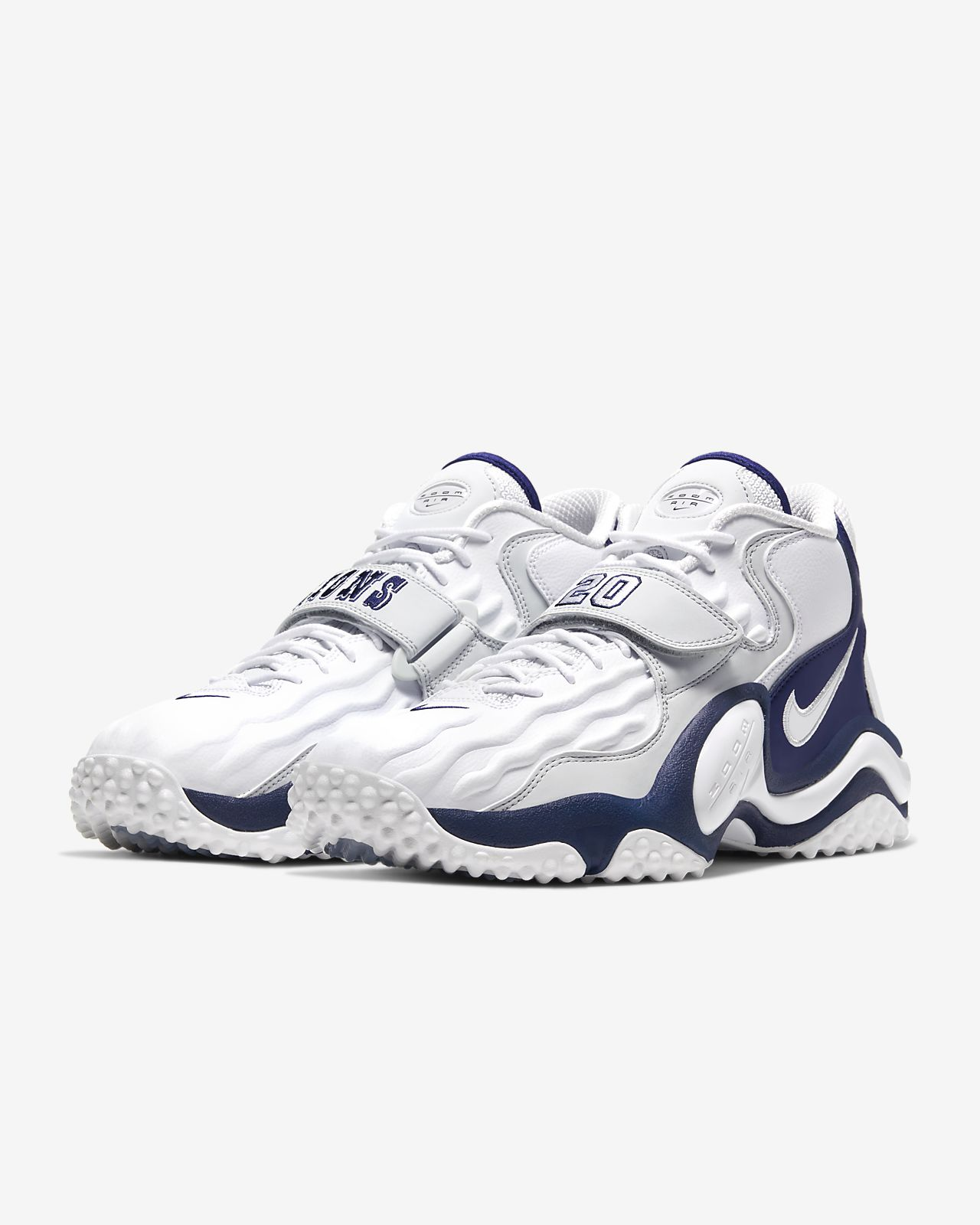 Nike Air Zoom Turf Jet '97 (Barry Sanders) Men's Football Shoe