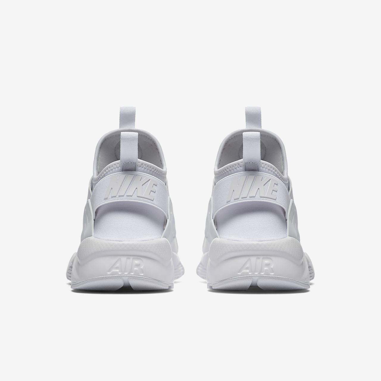 scarpa nike air huarache ultra biancobiancobianco 819685 101