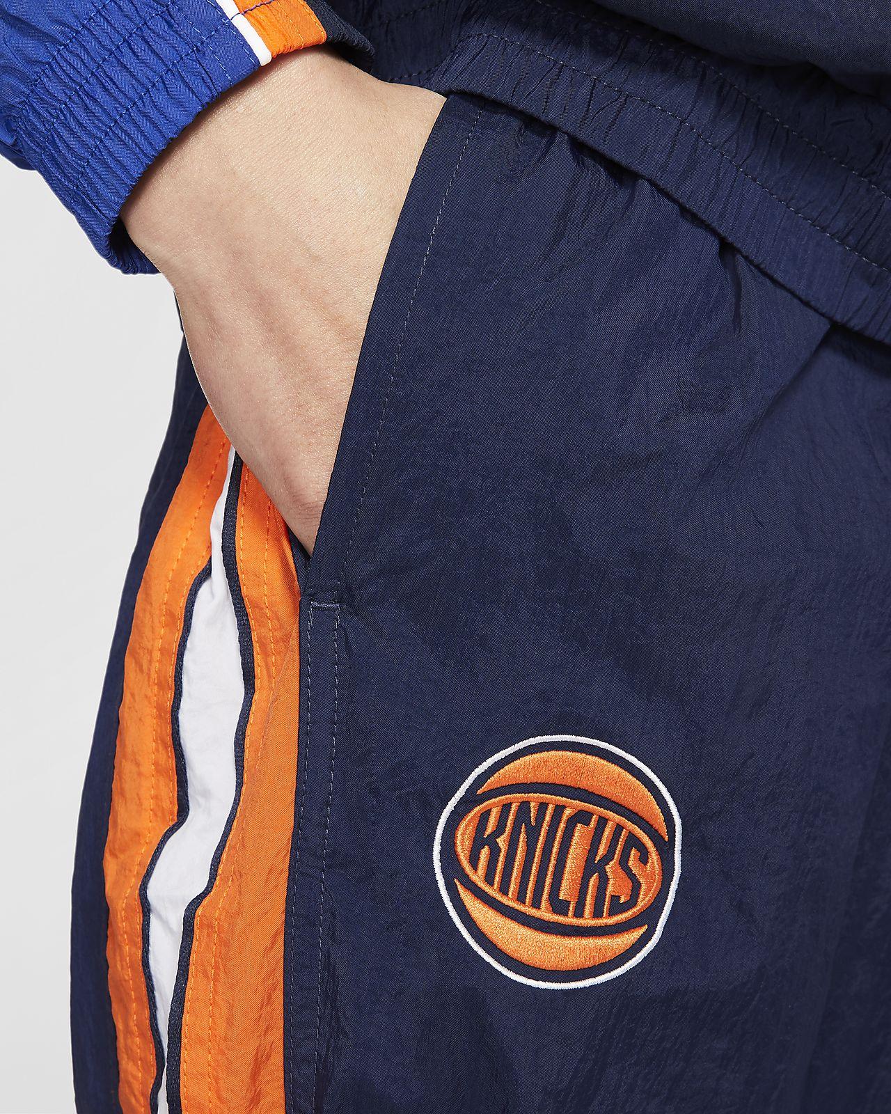 Knicks Courtside City Edition Nike NBA Trainingsanzug für Herren