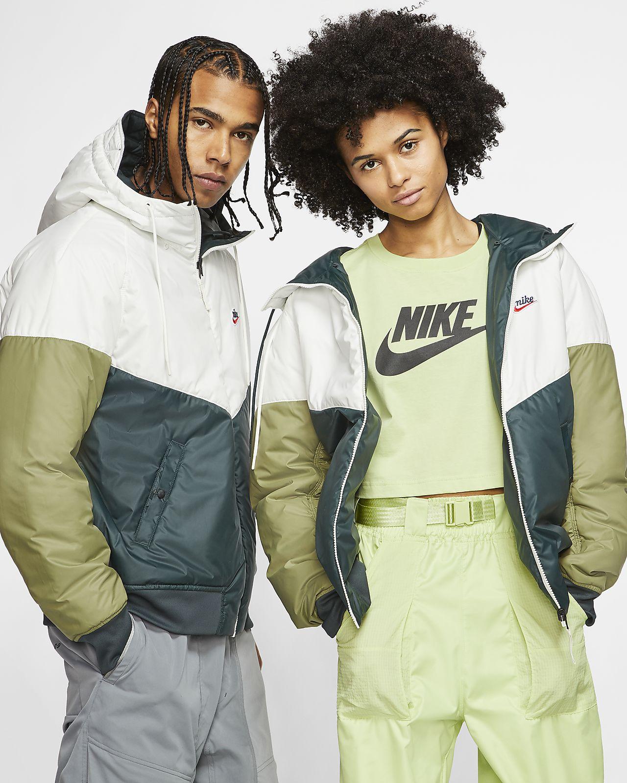 Veste à capuche réversible Nike Sportswear Windrunner pour Homme
