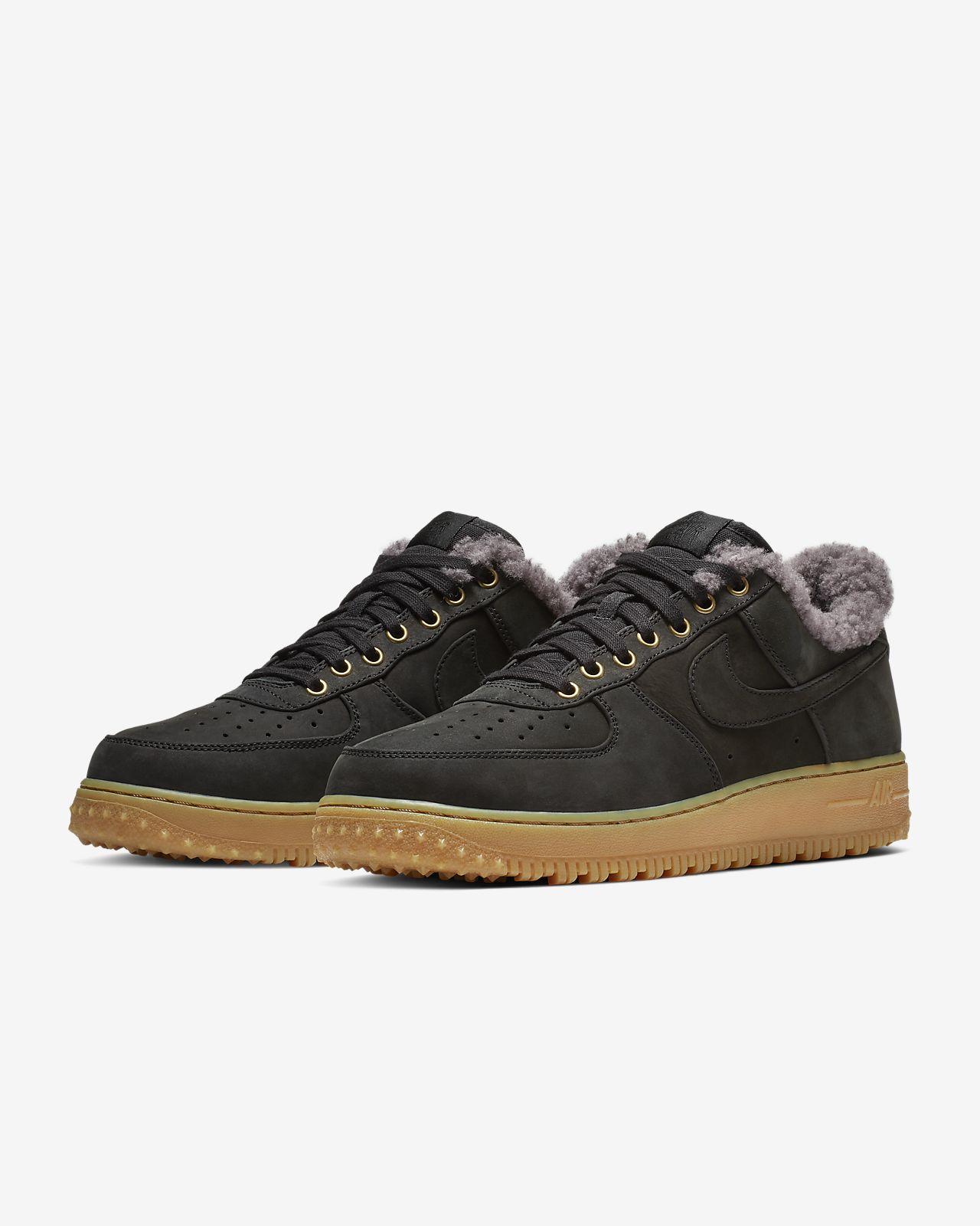 08353a84 Мужские кроссовки Nike Air Force 1 Premium Winter. Nike.com RU