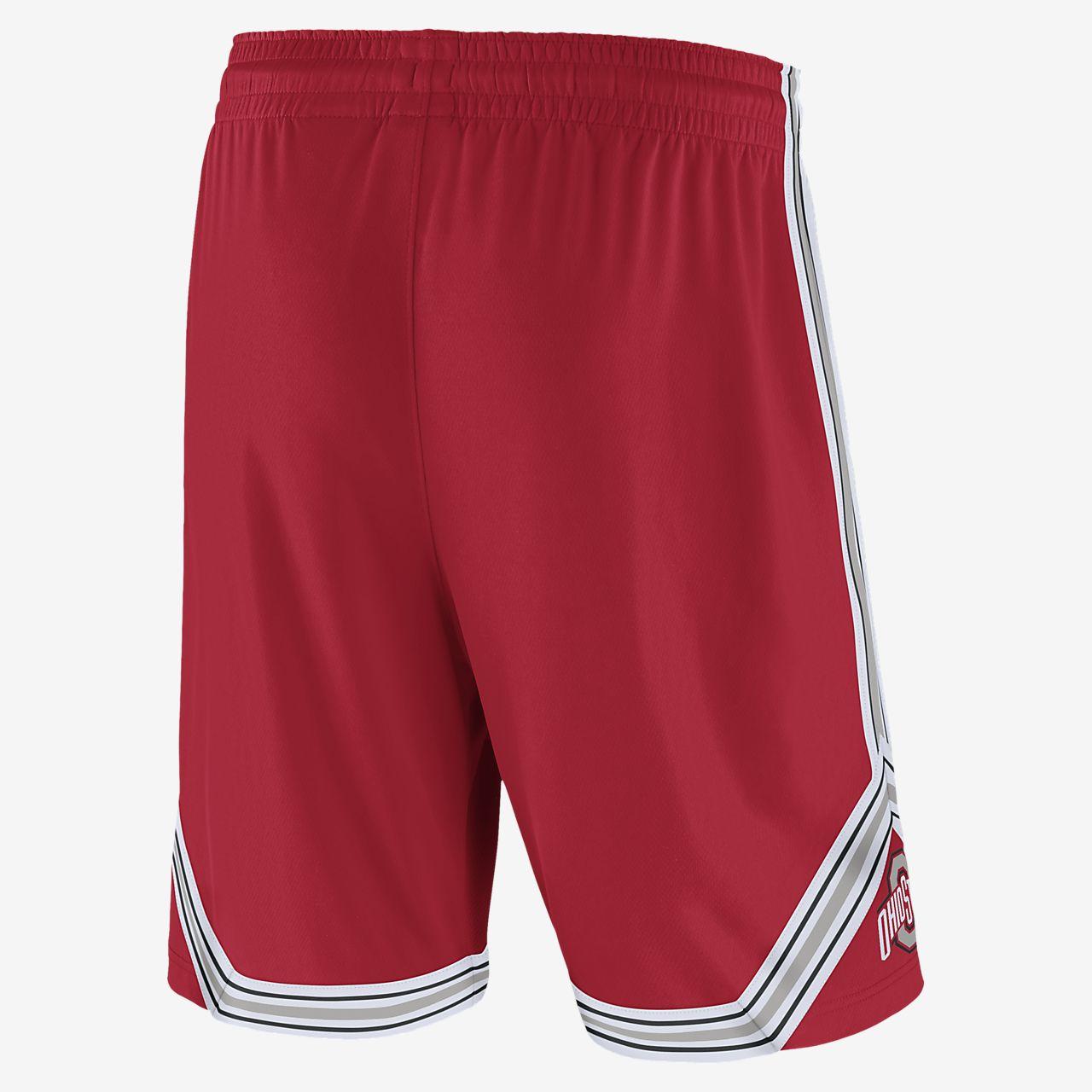 c30f9c3fa064 Nike College Replica (Ohio State) Men s Basketball Shorts. Nike.com