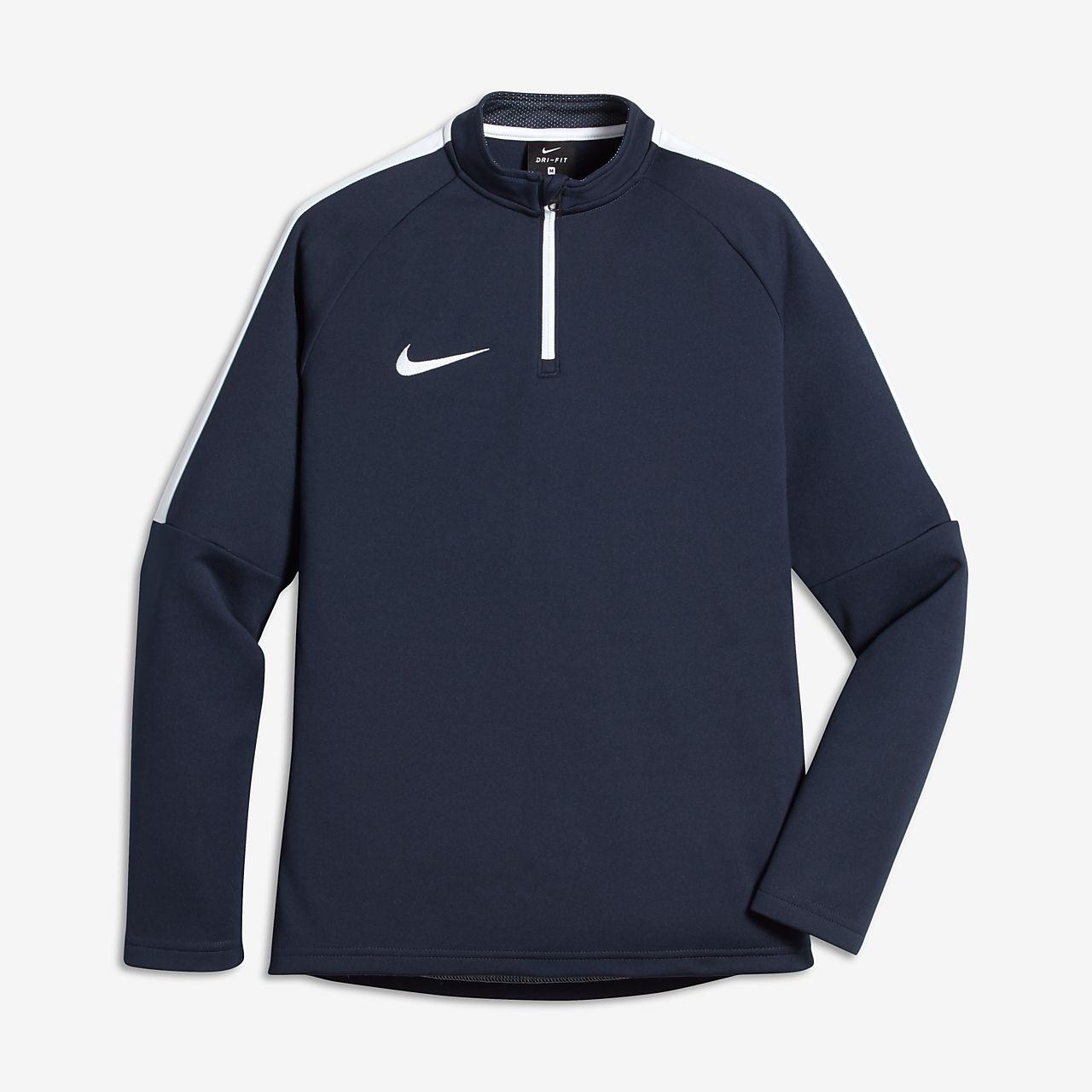 Nike Dri-FIT Camiseta de fútbol de entrenamiento - Niño a. Nike.com ES 282459a17b140