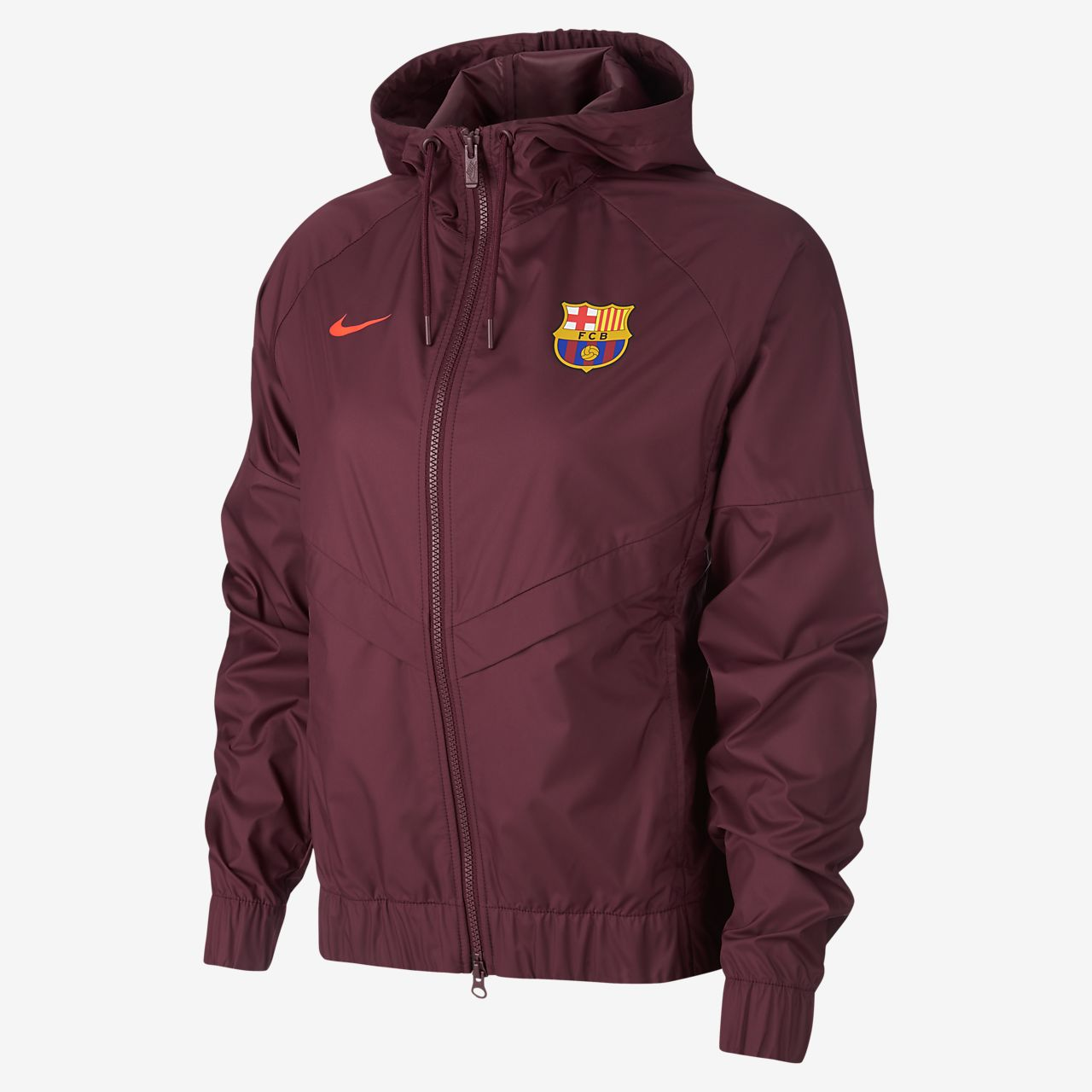 FC Barcelona Authentic Windrunner Women's Jacket