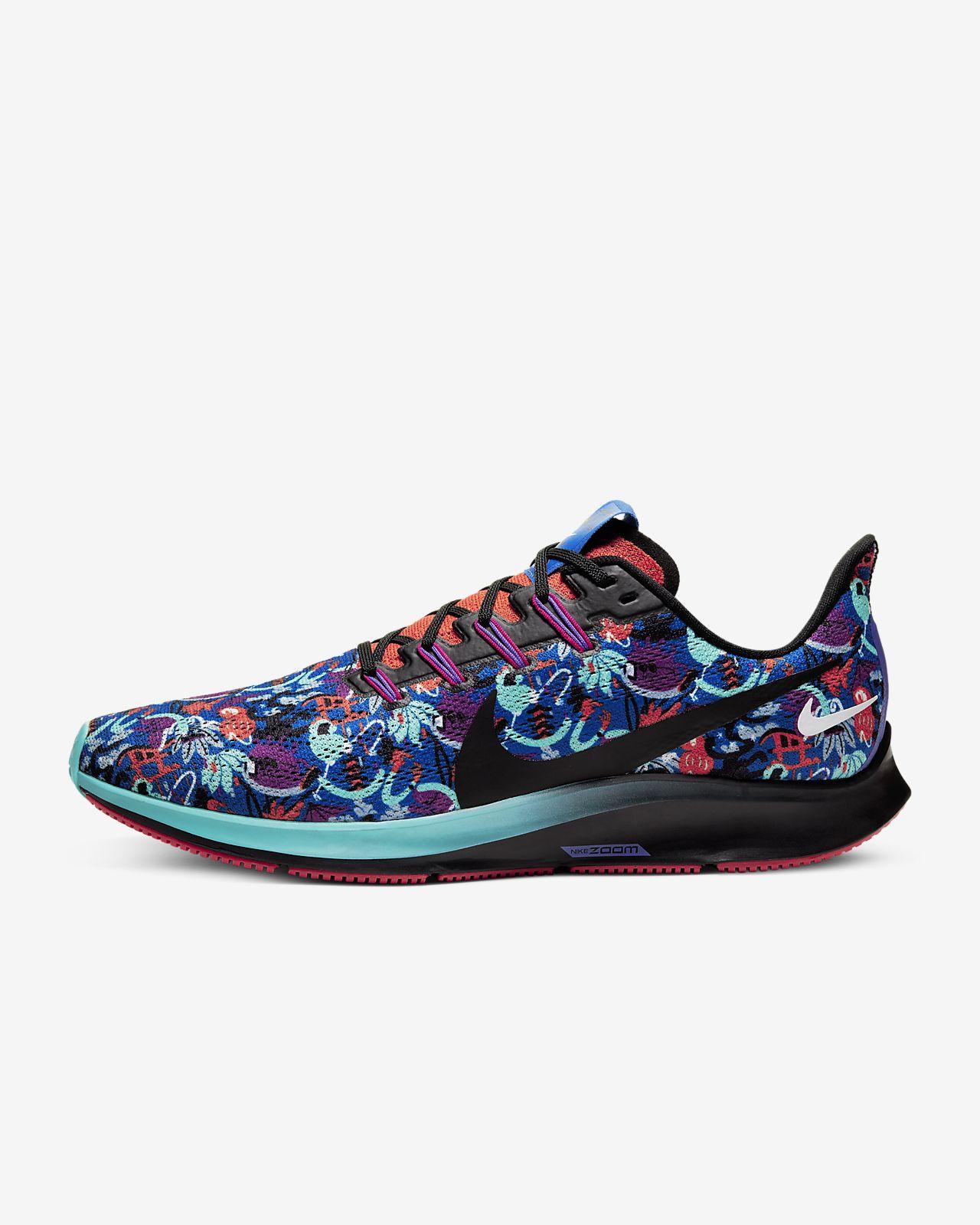 Mężczyźni Buty Nike Męskie buty do biegania Nasycony