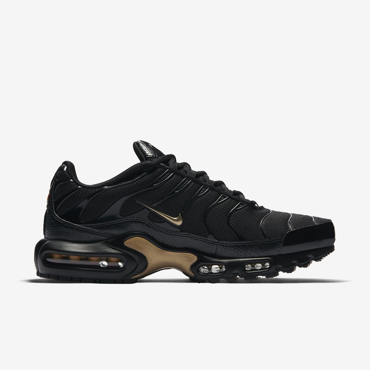 All Black Shoes And Sole Air Max