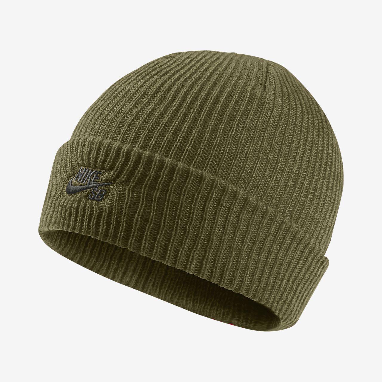3d9970ec9aa9b Nike SB Fisherman Knit Hat. Nike.com IL