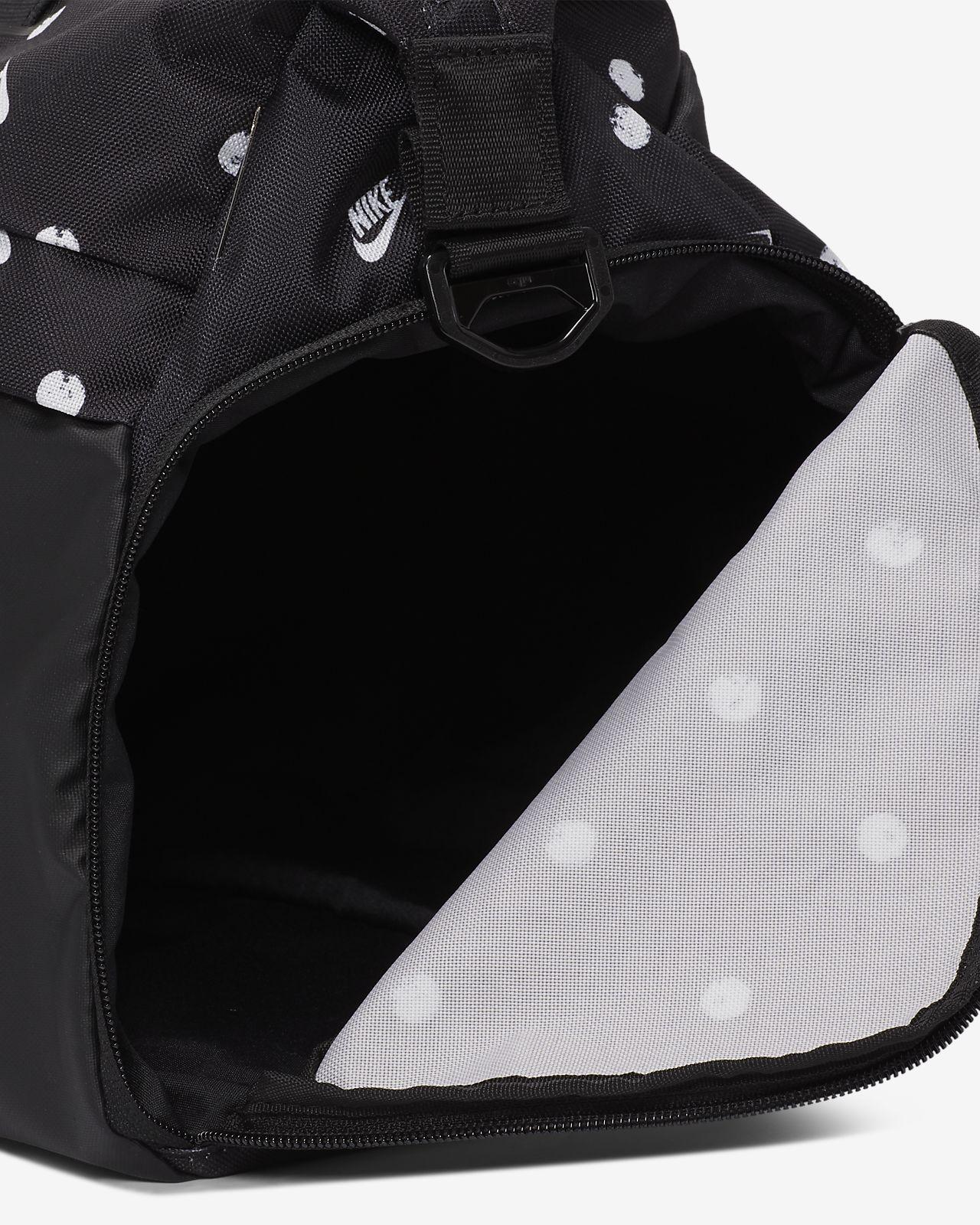 nike team training max air bag medium nero