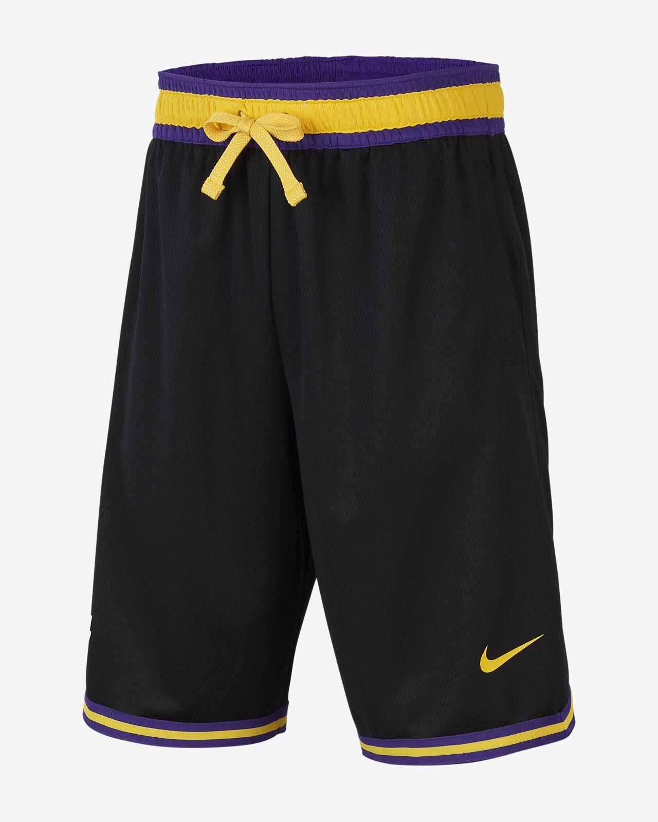 Lakers DNA Pantalón corto Nike NBA - Niño/a