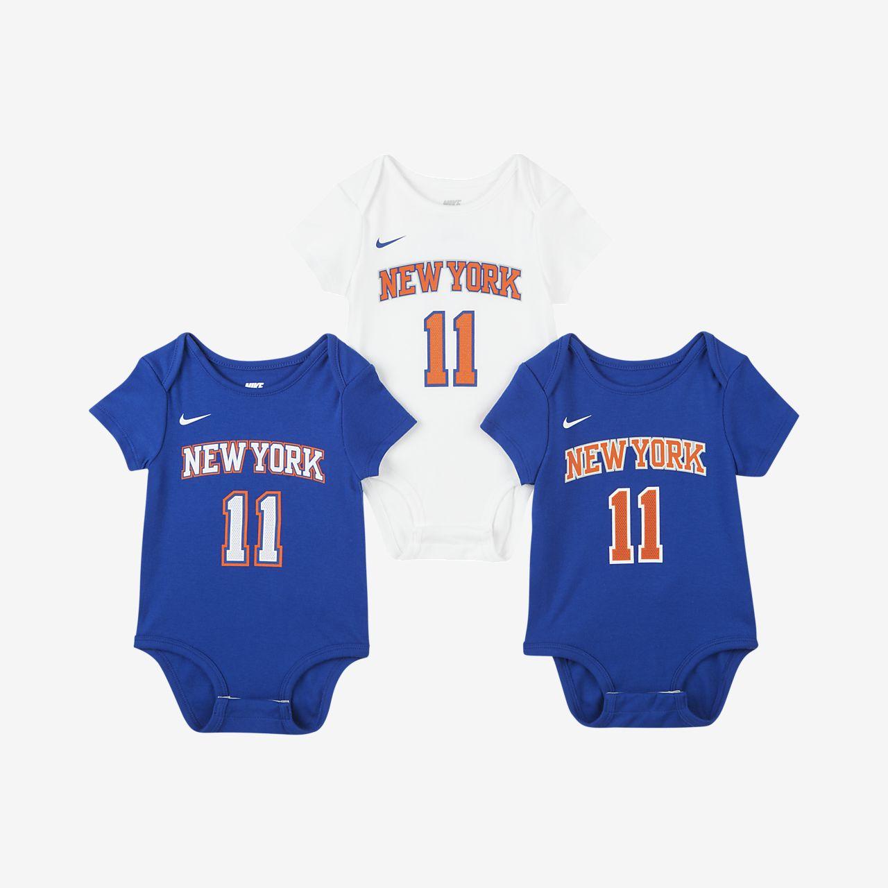 Knicks Conjunto de monos (3 unidades) Nike NBA Bebé. Nike ES