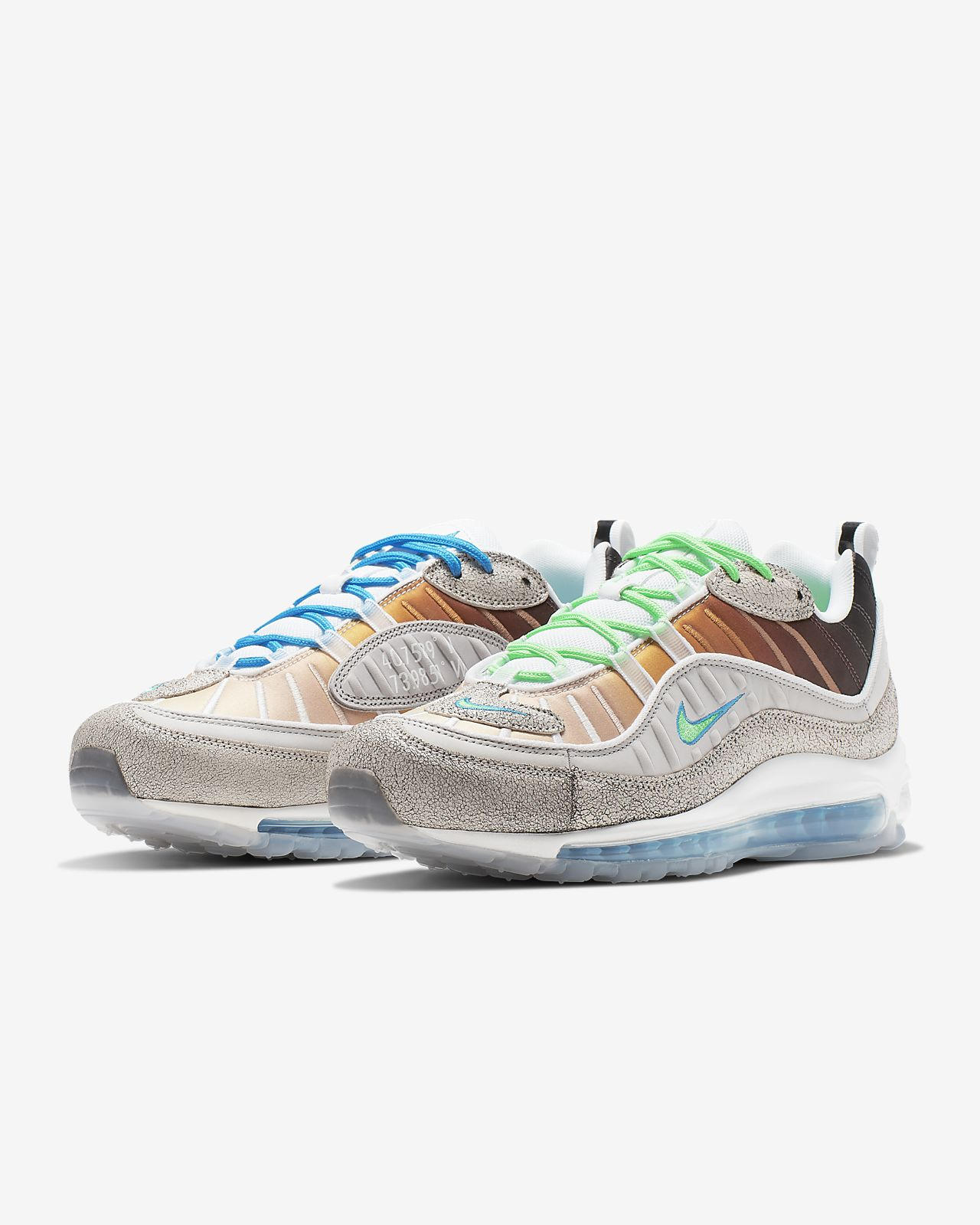 new concept 55359 a932b Nike Air Max 98 On Air Gabrielle Serrano Shoe