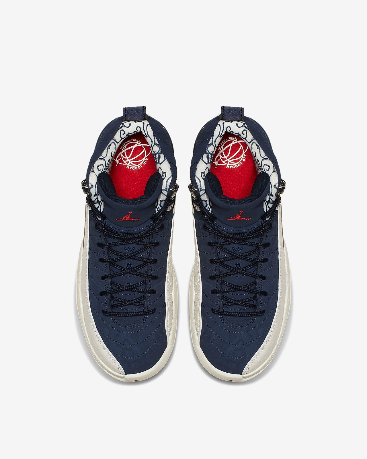 8c780d5e8c6e Air Jordan 12 Retro Premium Older Kids  Shoe. Nike.com IN