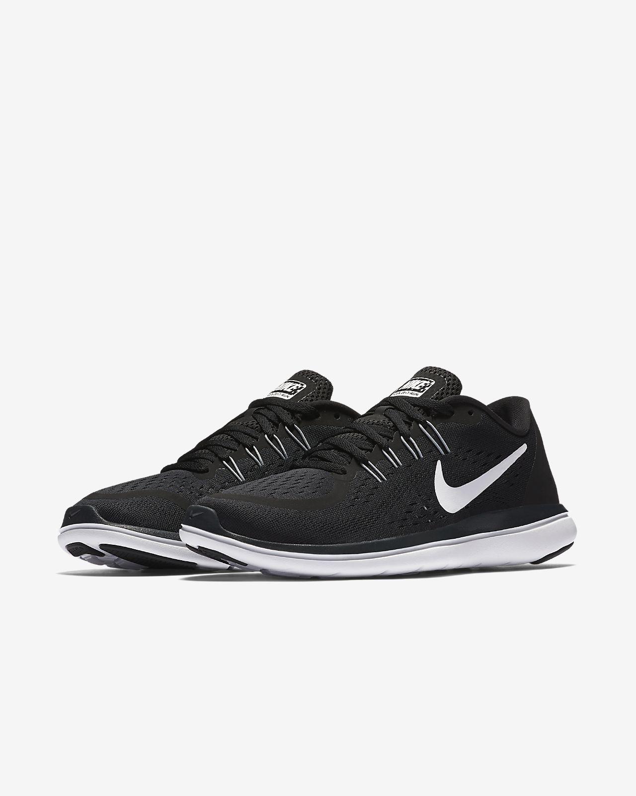 Nike Wmns Flex 2017 RN für Damen (schwarz / 39) LbsI9