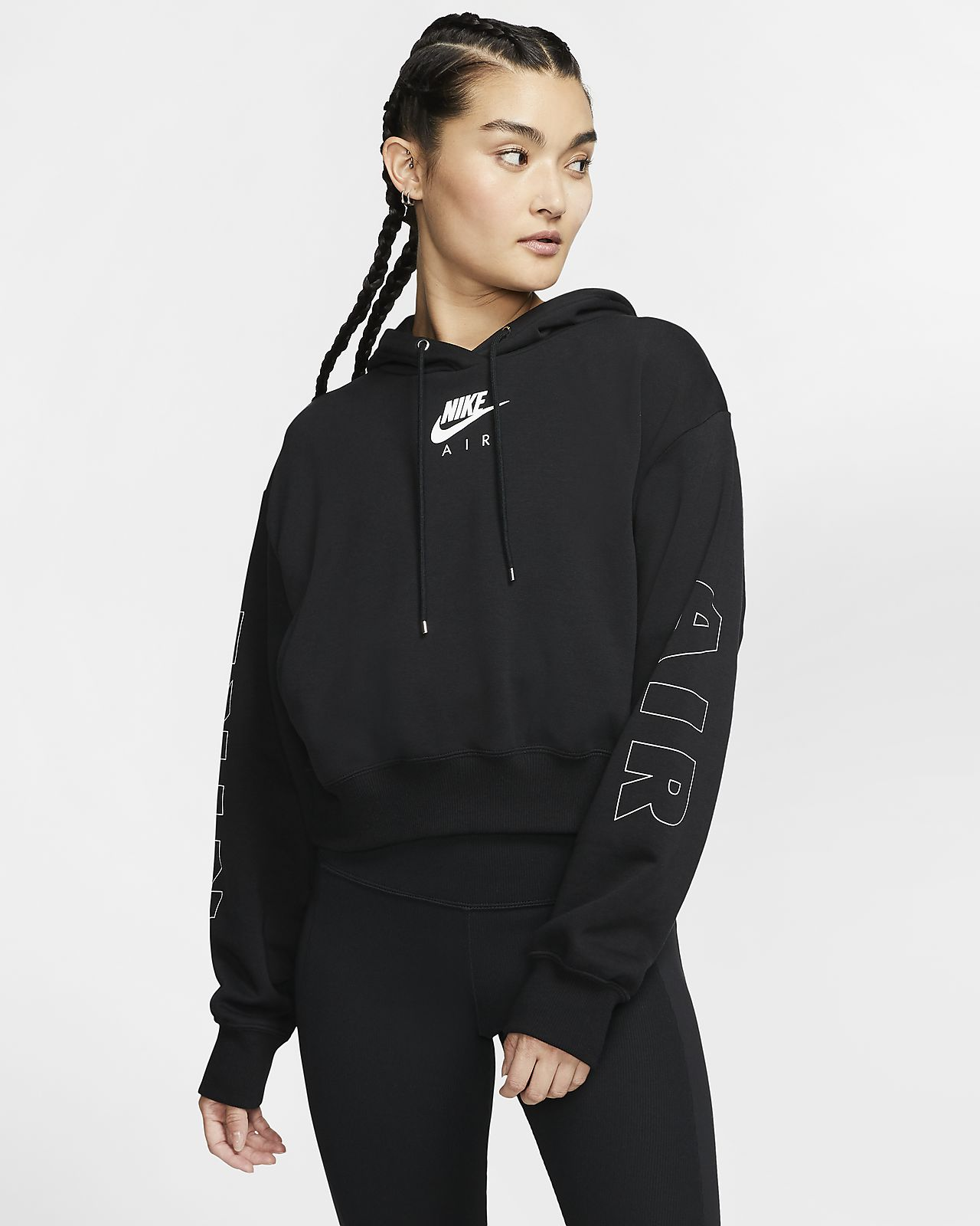 attractive price clearance sale best deals on Nike Air Women's Fleece Hoodie. Nike EG