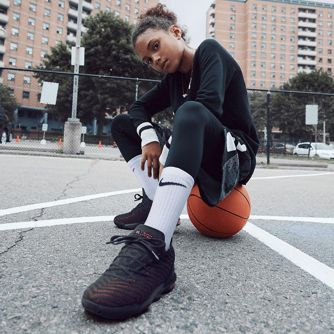 aaf3993b5 Nike Dry Elite 1.5 Crew Basketball Socks. Nike.com PH