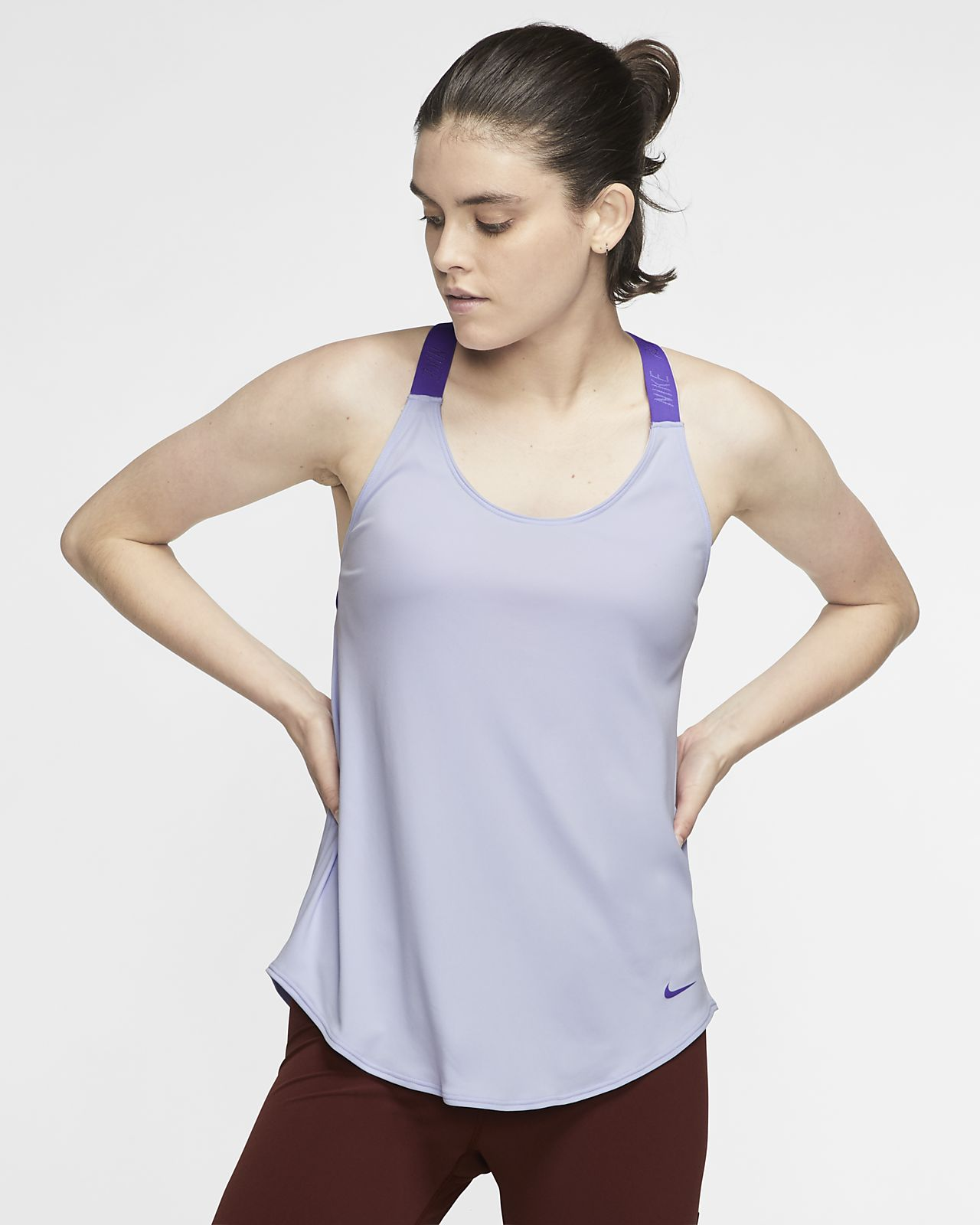Nike Dri-FIT Trainingstanktop voor dames