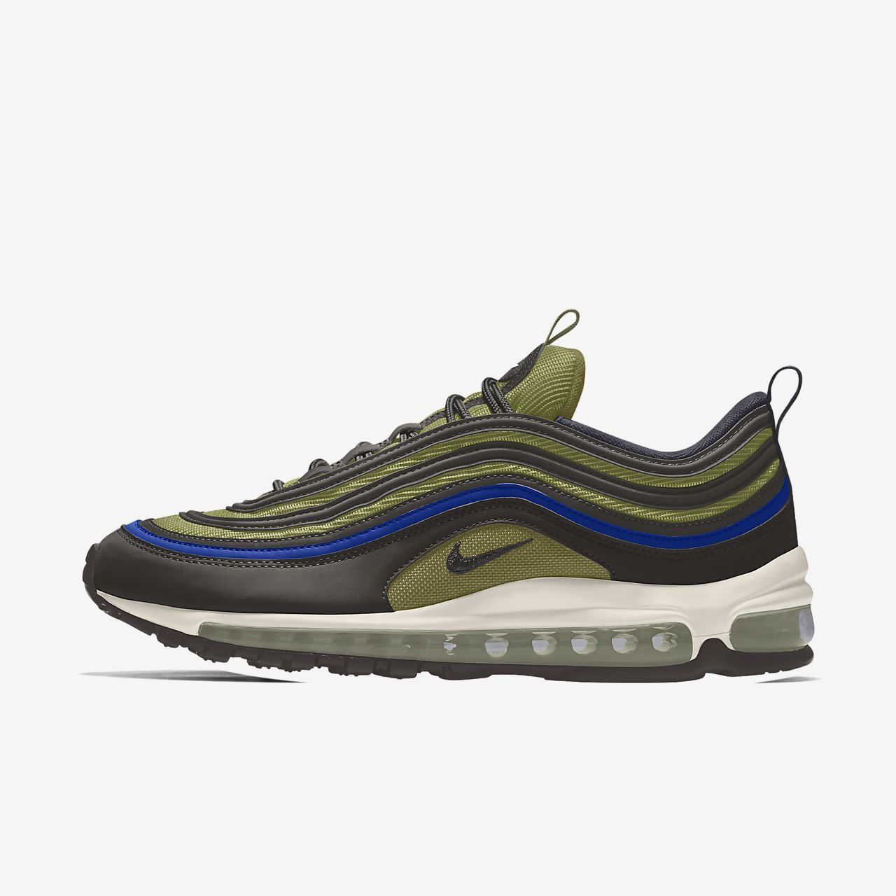 Nike Air Max 97 By You Custom Men's Shoe