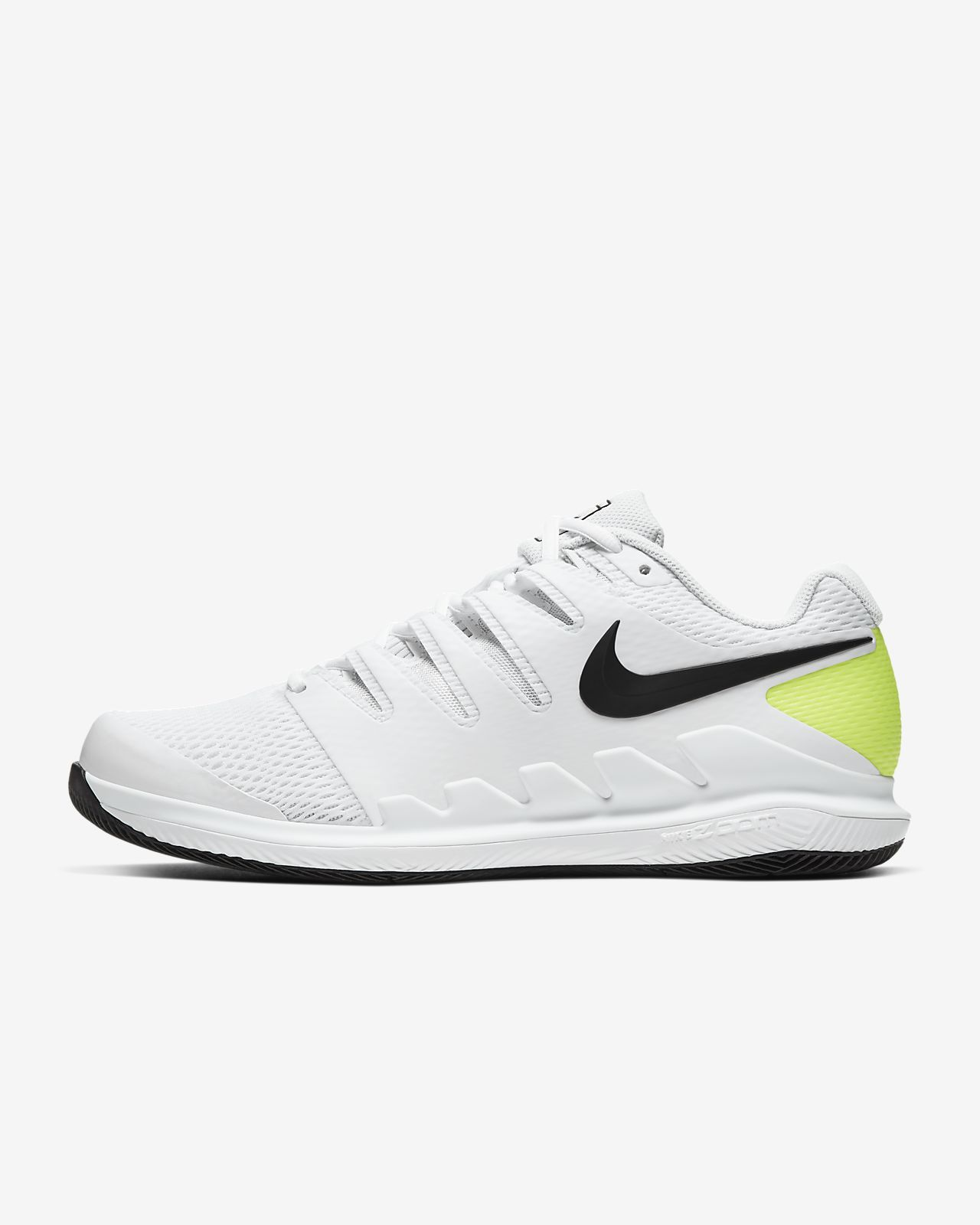 Nike Air Zoom Vapor X Men's Tennis Shoe (Wide)