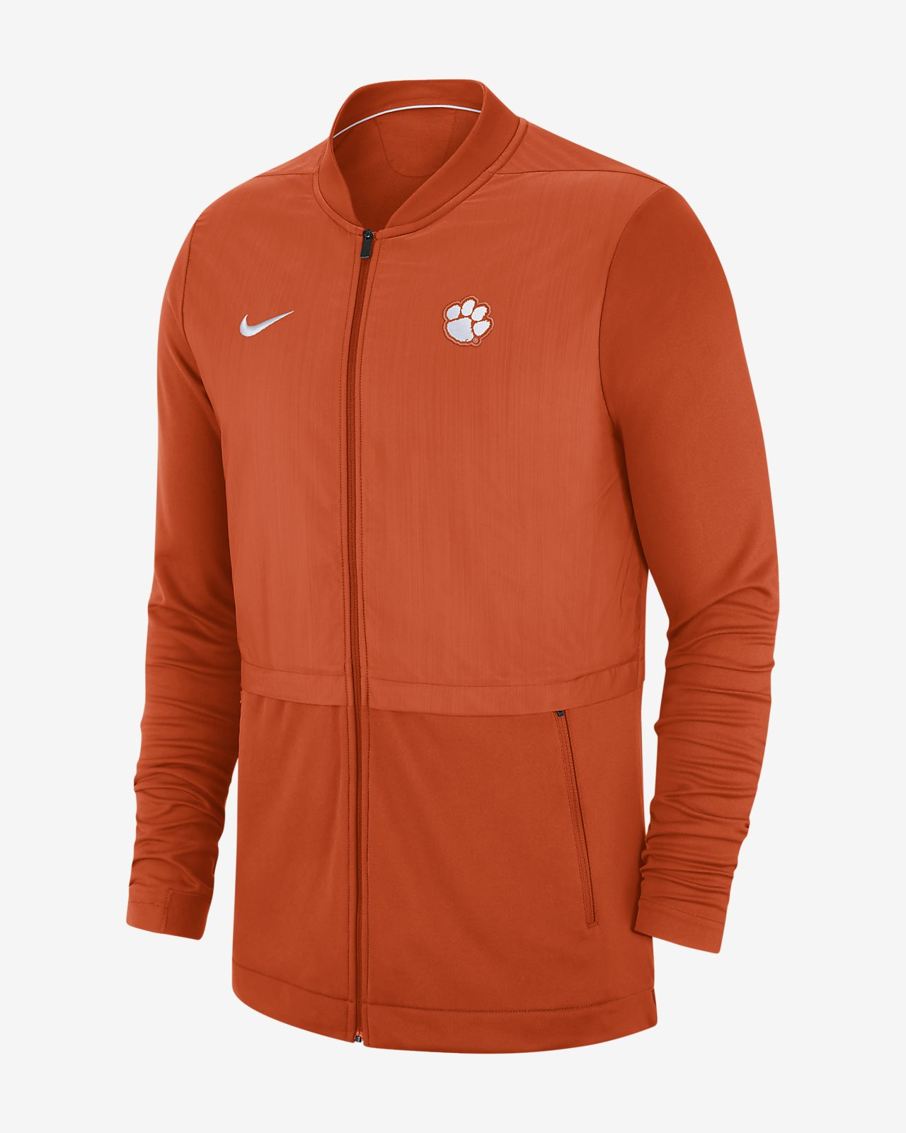 Nike College Dri-FIT Elite Hybrid (Clemson) Men's Jacket