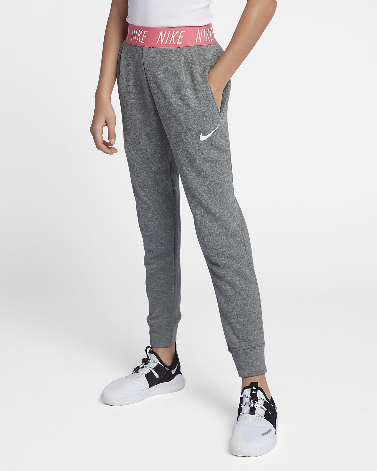 Pantalon de training Nike Dri-FIT Core Studio pour Fille plus âgée