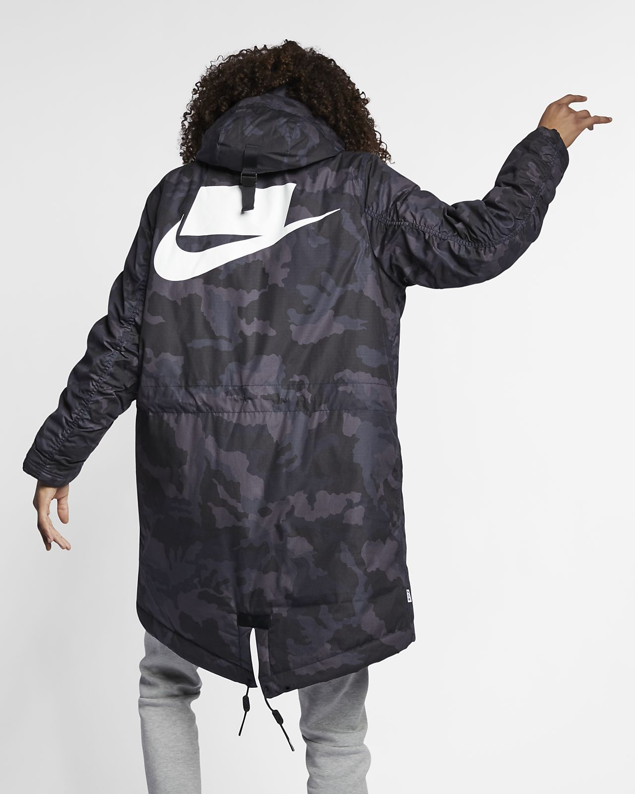 fd58ba91 Nike Sportswear NSW Men's Synthetic-Fill Parka. Nike.com CA