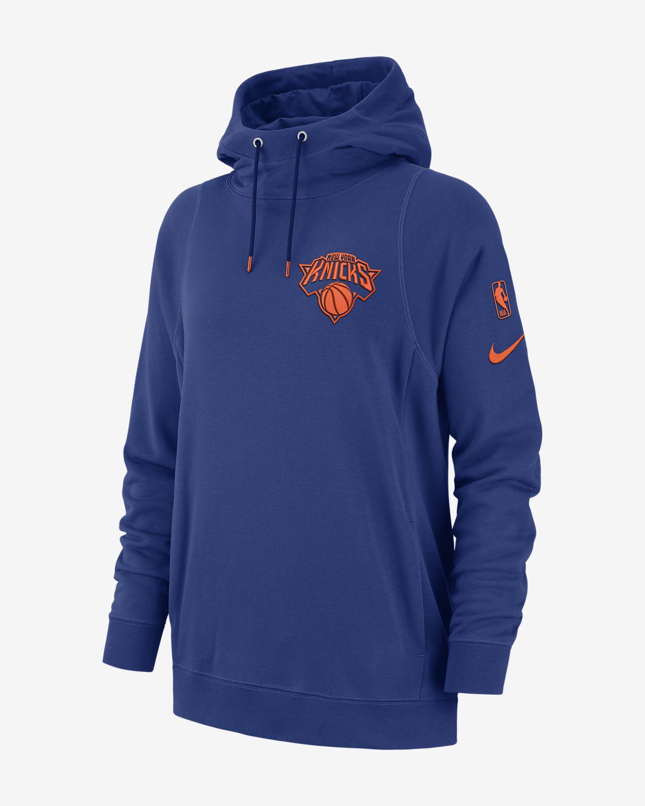 on sale a7646 4fe58 New York Knicks Nike Women's NBA Hoodie