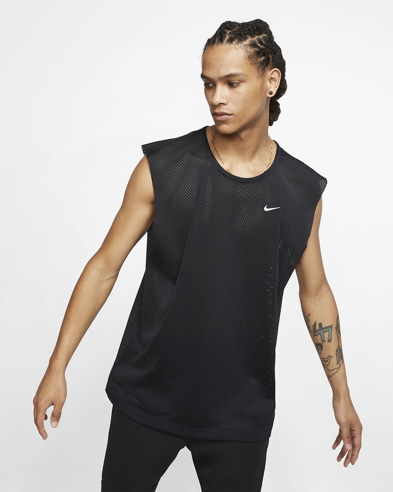 Haut sans manches NikeLab Collection pour Homme