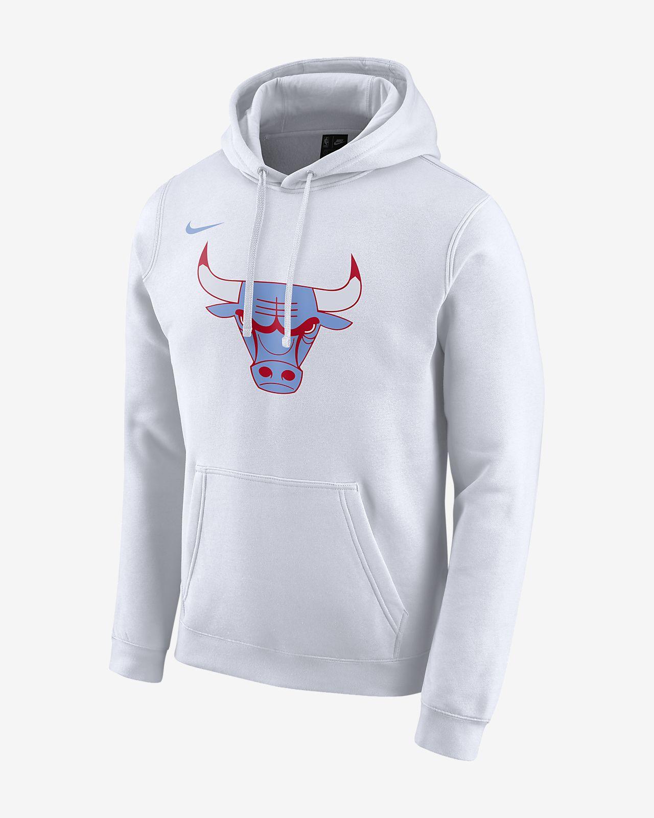 ブルズ シティ エディション ロゴ メンズ ナイキ NBA パーカー