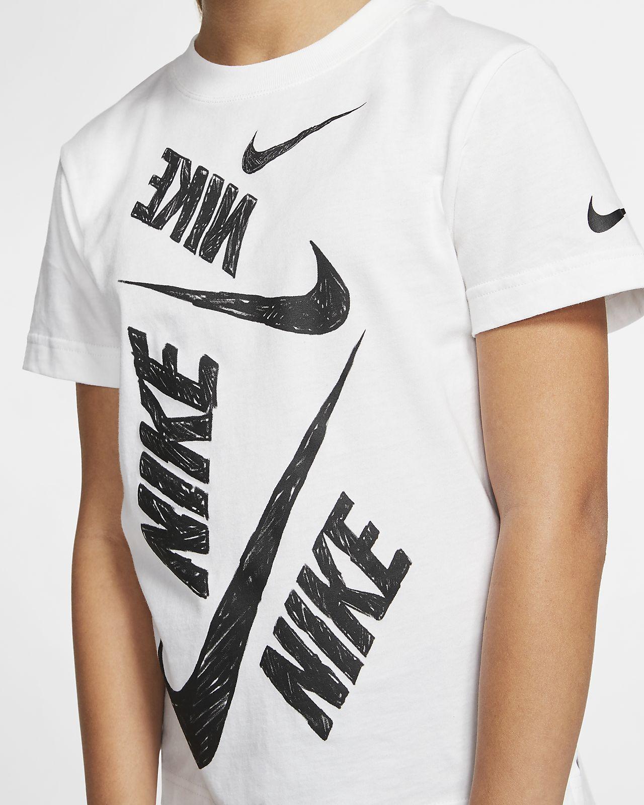 Nike Sportswear T Shirt für ältere Kinder (Mädchen)