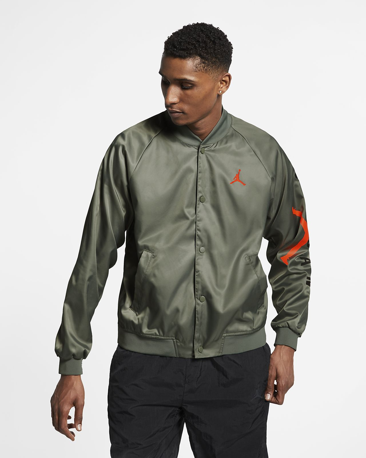 7d5ef8111f630f Low Resolution Jordan Jumpman Air Stadium Jacket Jordan Jumpman Air Stadium  Jacket