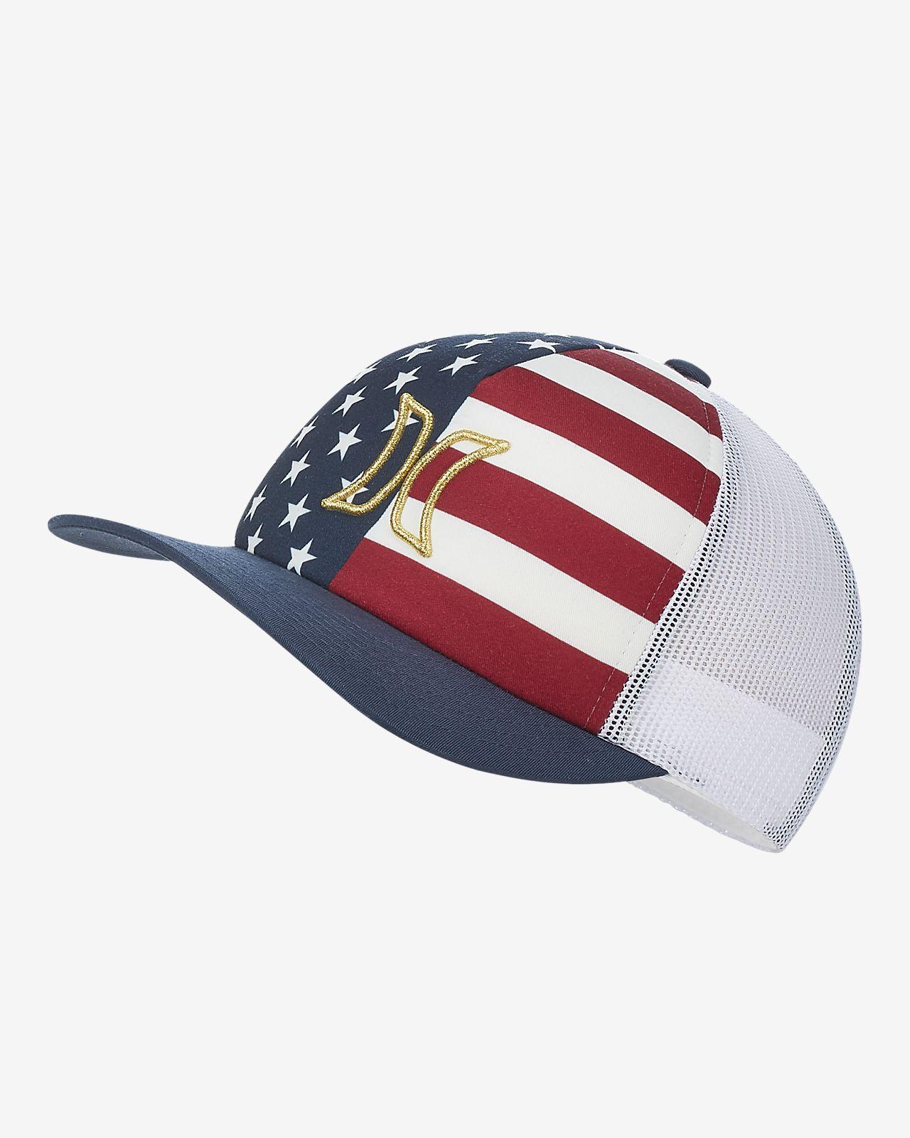 Hurley USA Women's Trucker Hat