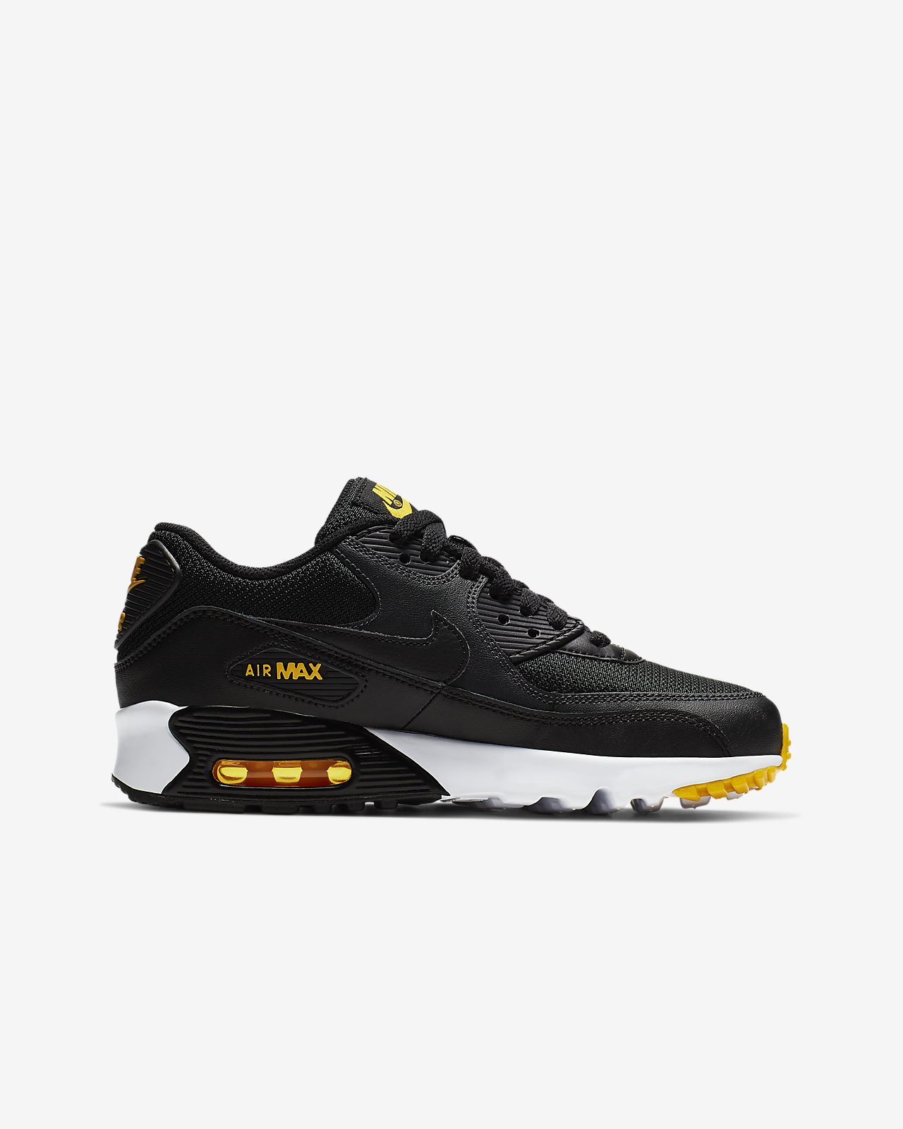 b9aad4da07 Nike Air Max 90 Mesh Older Kids' Shoe. Nike.com CA