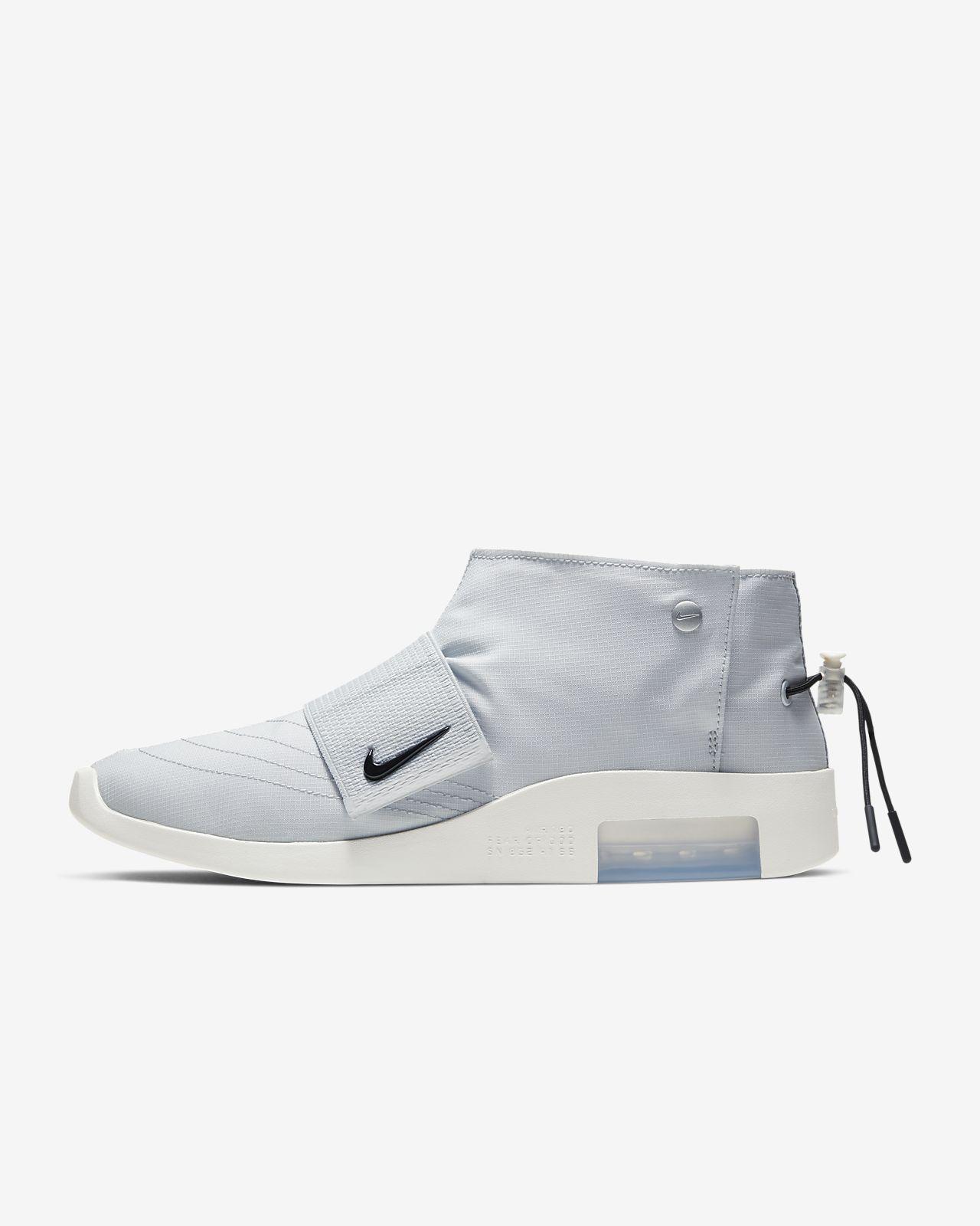 รองเท้าม็อคคาซินผู้ชาย Nike Air x Fear of God