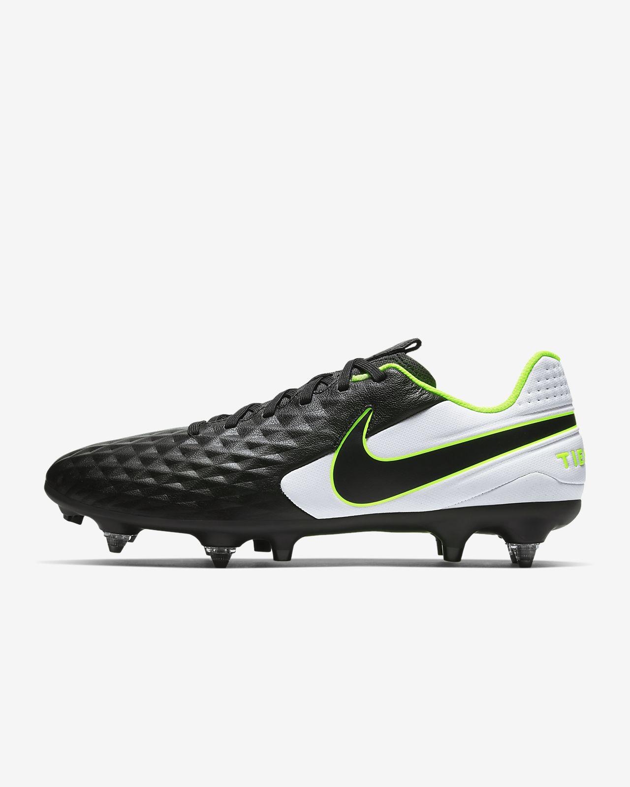 Scarpa da calcio per terreni morbidi Nike Tiempo Legend 8 Academy SG PRO Anti Clog Traction